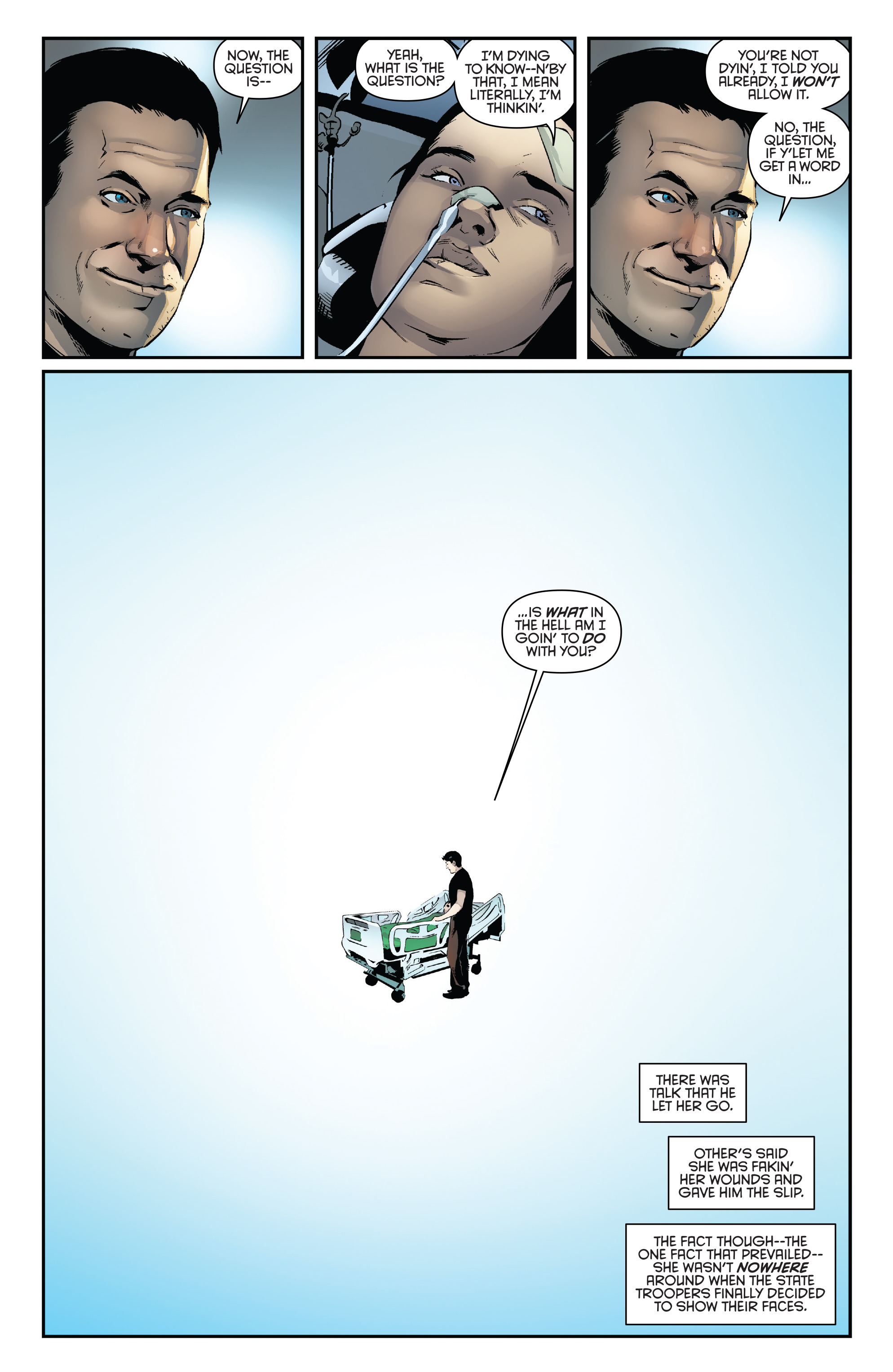 Read online Grand Passion comic -  Issue #5 - 17