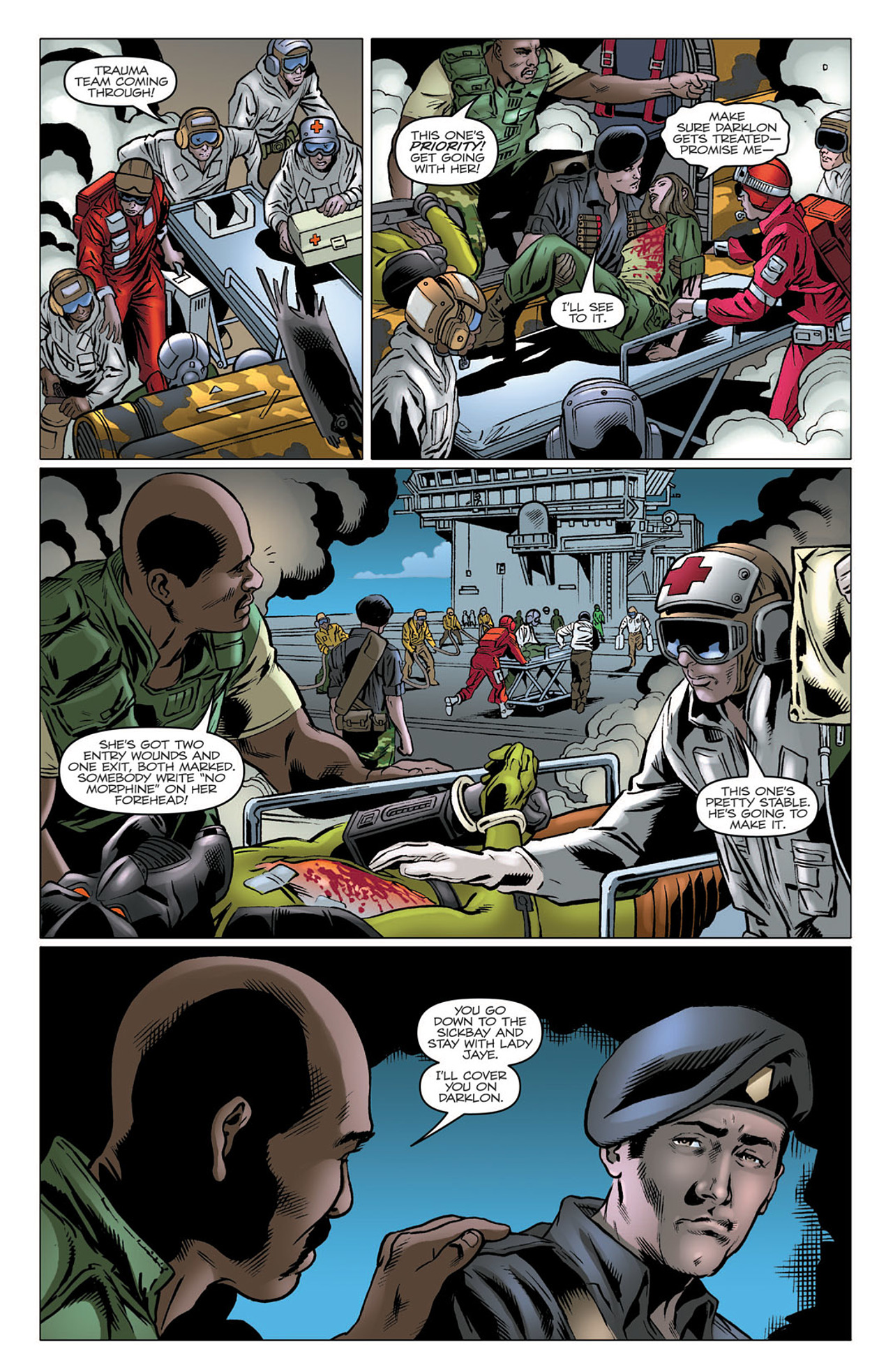 G.I. Joe: A Real American Hero 172 Page 24