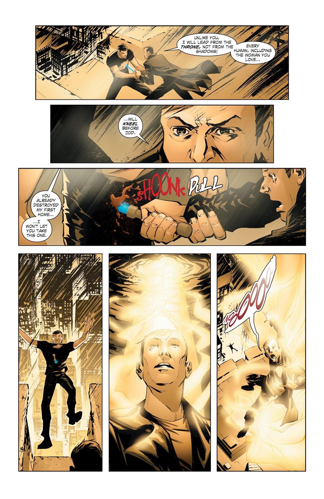 Read online Smallville Season 11 [II] comic -  Issue # TPB 7 - 7