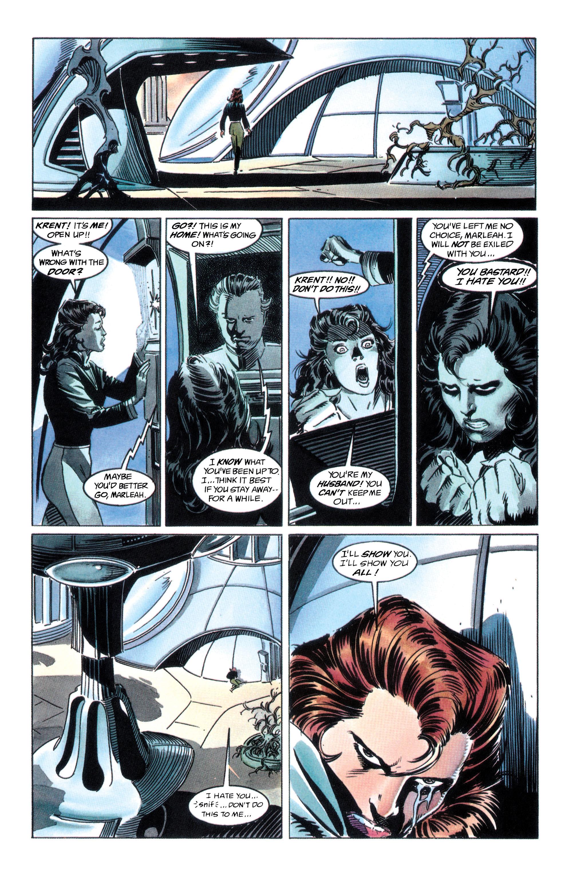 Read online Adam Strange (1990) comic -  Issue #2 - 21