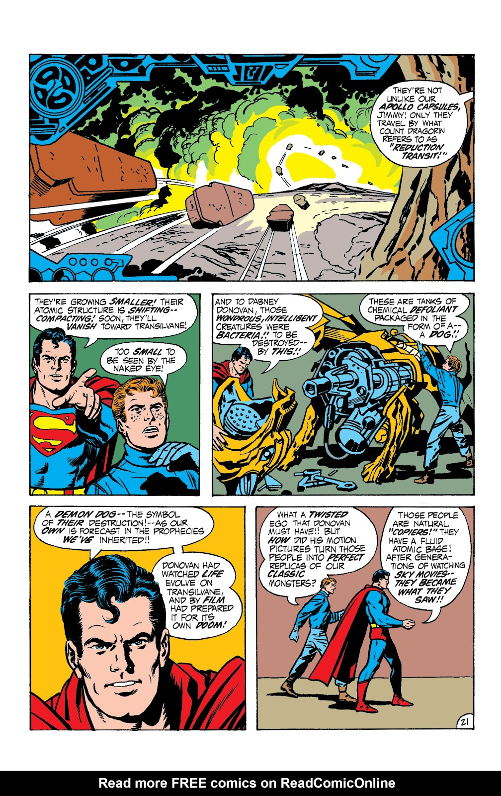 Read online Superman's Pal, Jimmy Olsen by Jack Kirby comic -  Issue # TPB (Part 3) - 35