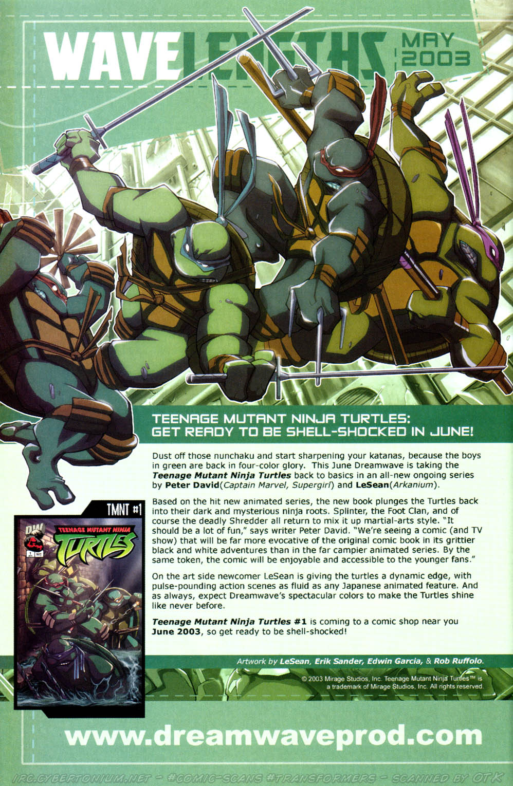 Read online Transformers Armada comic -  Issue #11 - 29
