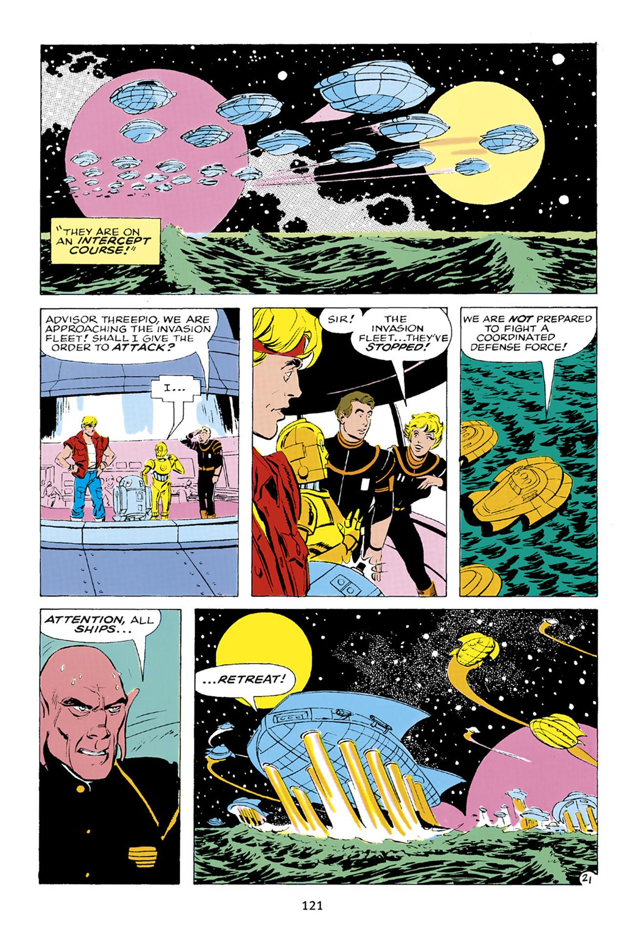 Read online Star Wars Omnibus comic -  Issue # Vol. 23 - 120