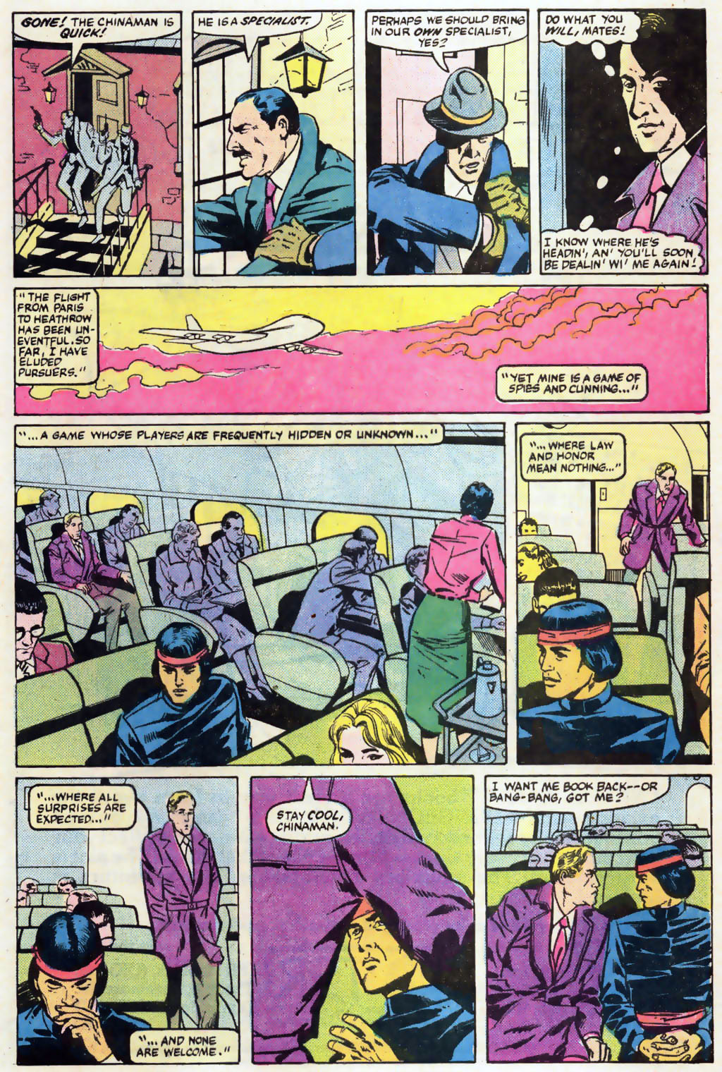 Read online Master of Kung Fu (1974) comic -  Issue #121 - 4