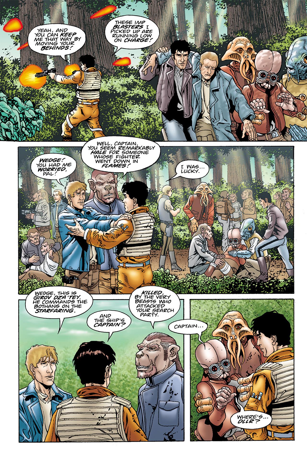 Read online Star Wars Omnibus comic -  Issue # Vol. 2 - 251
