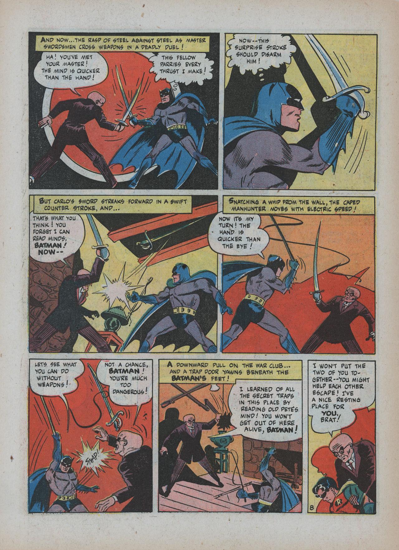 Detective Comics (1937) 70 Page 9