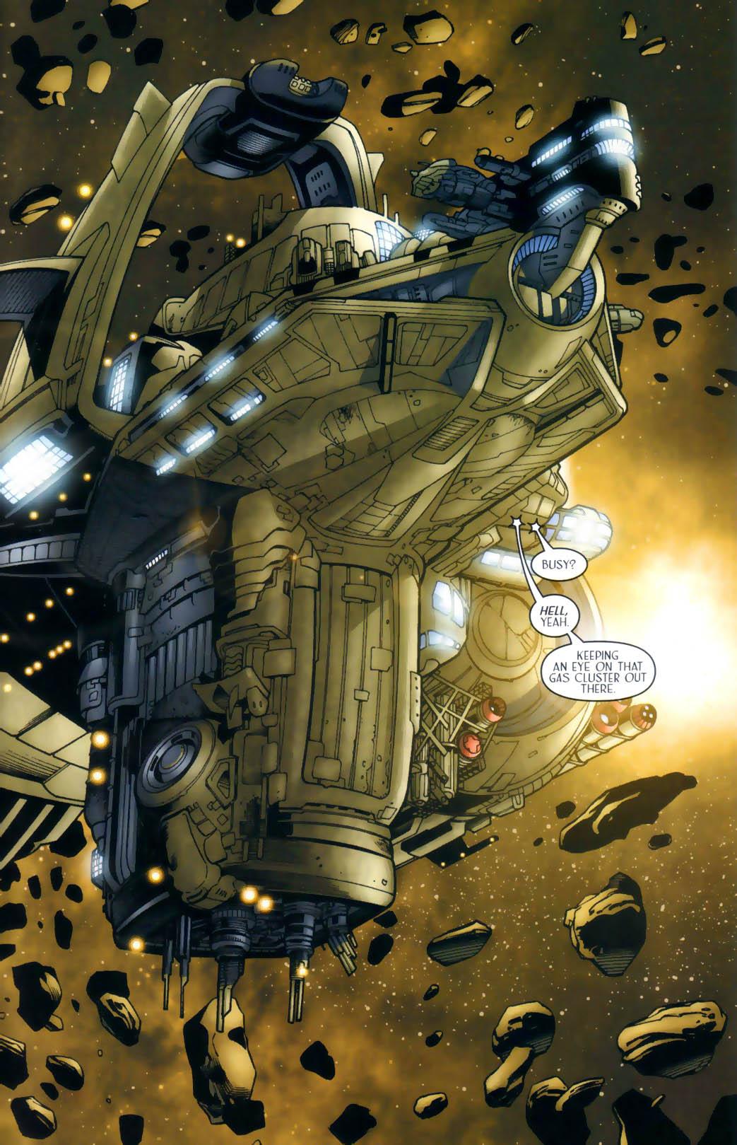 Read online Sigil (2000) comic -  Issue #30 - 4
