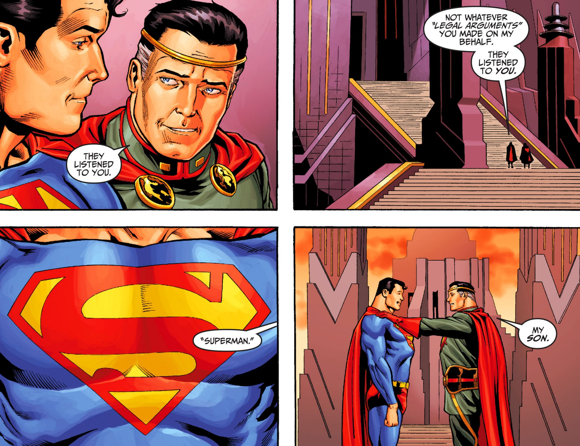 Read online Adventures of Superman [I] comic -  Issue #23 - 18