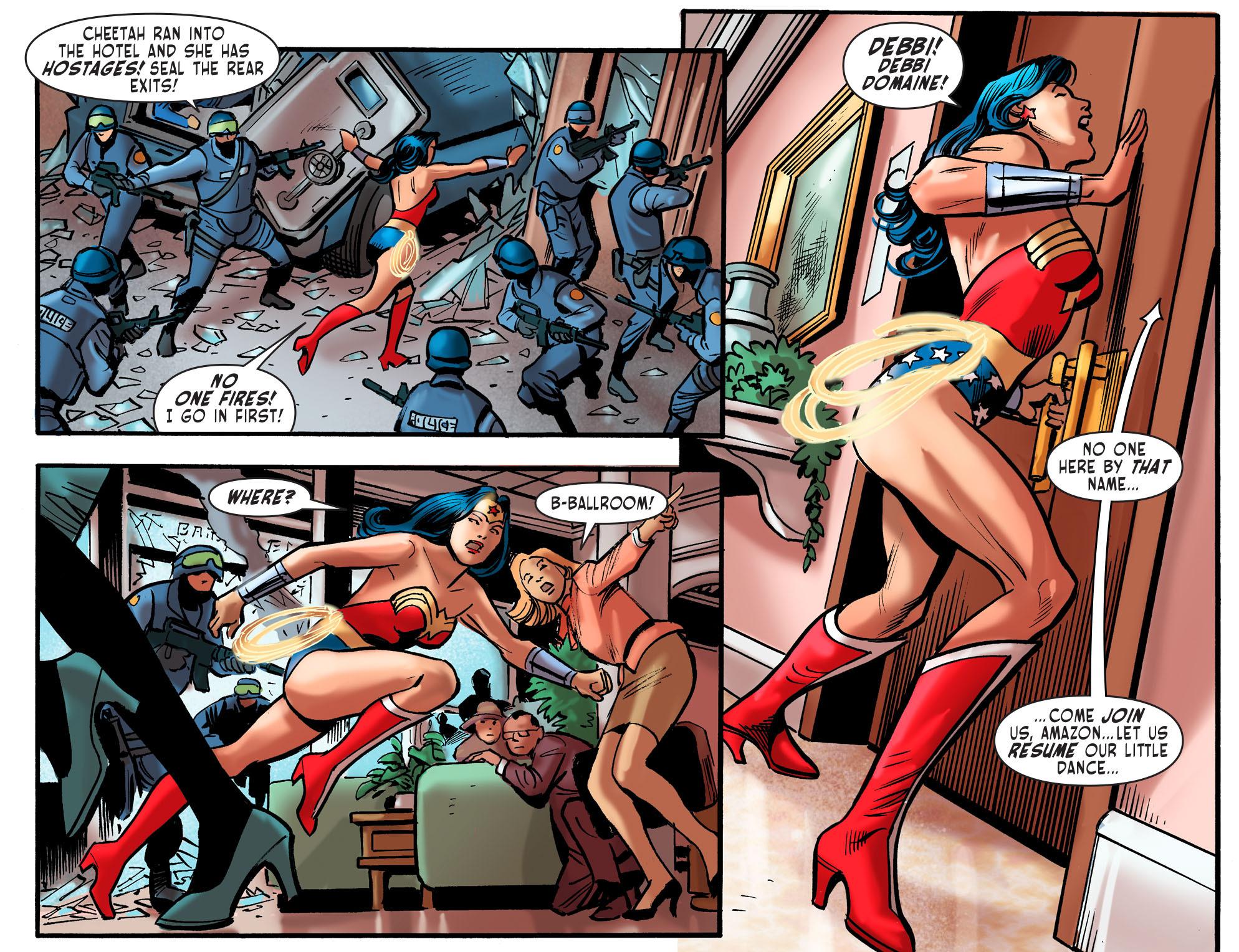 Read online Sensation Comics Featuring Wonder Woman comic -  Issue #41 - 10