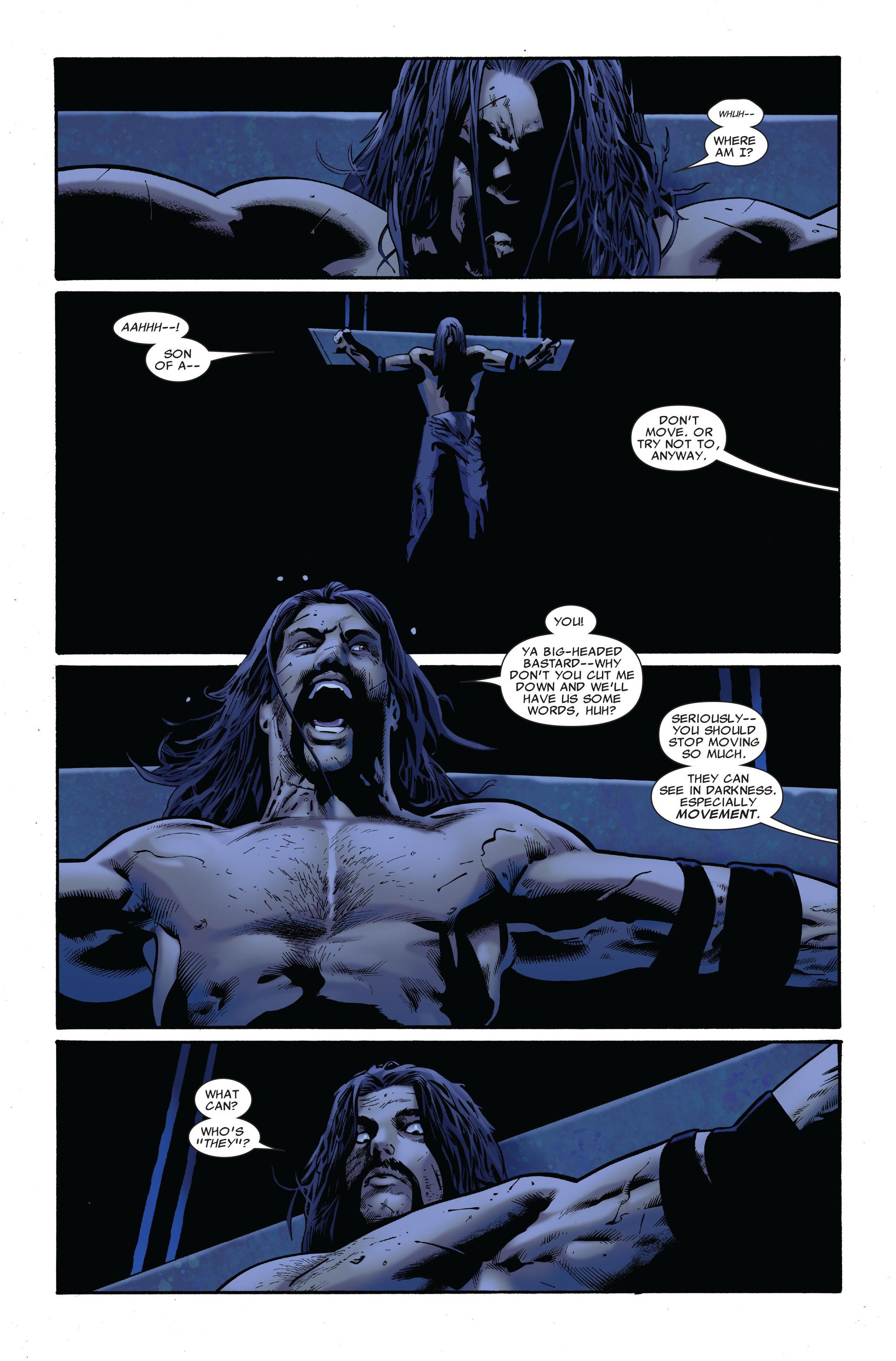 Read online Uncanny X-Men (1963) comic -  Issue #516 - 3