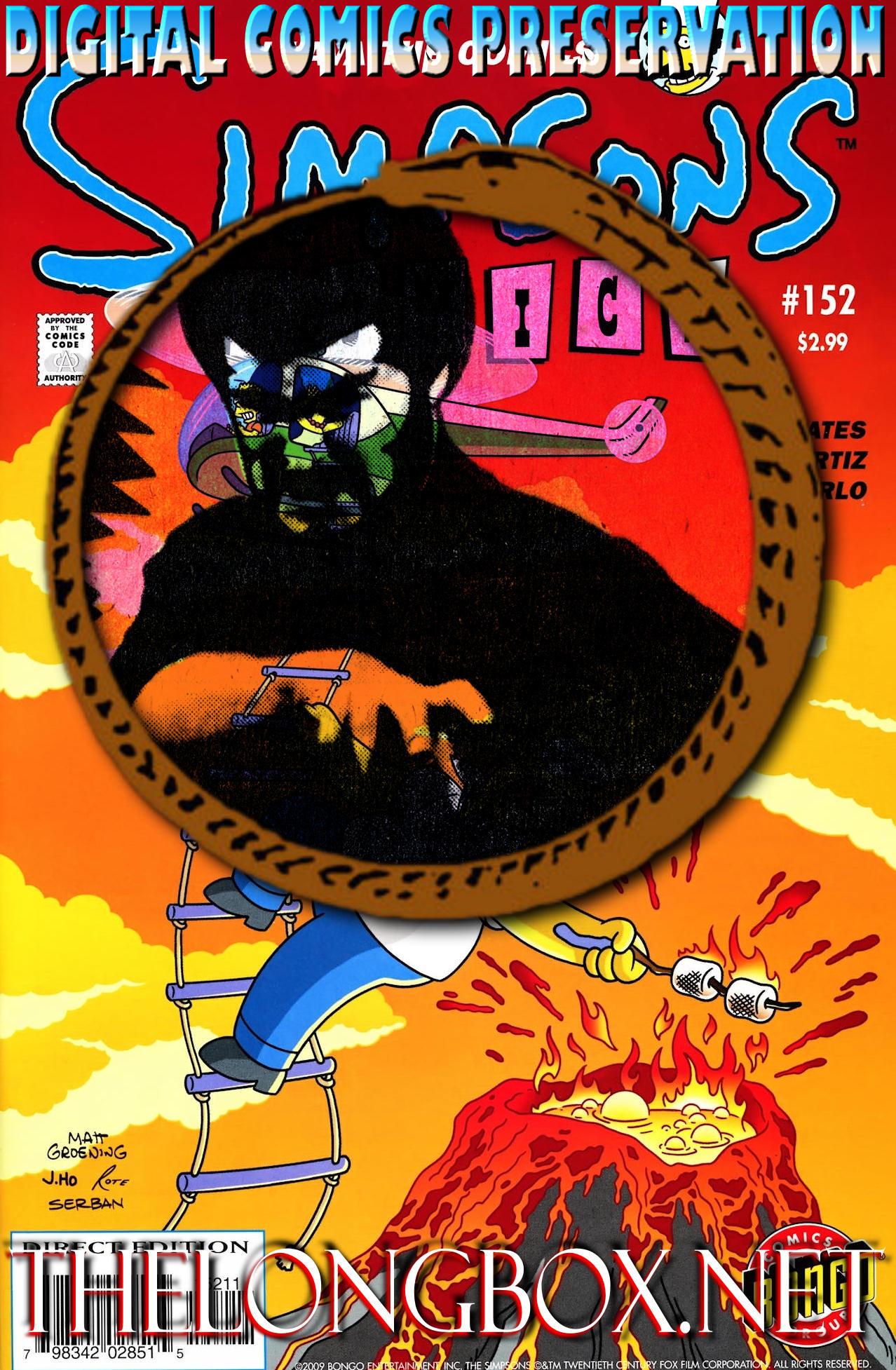 Read online Simpsons Comics comic -  Issue #152 - 27