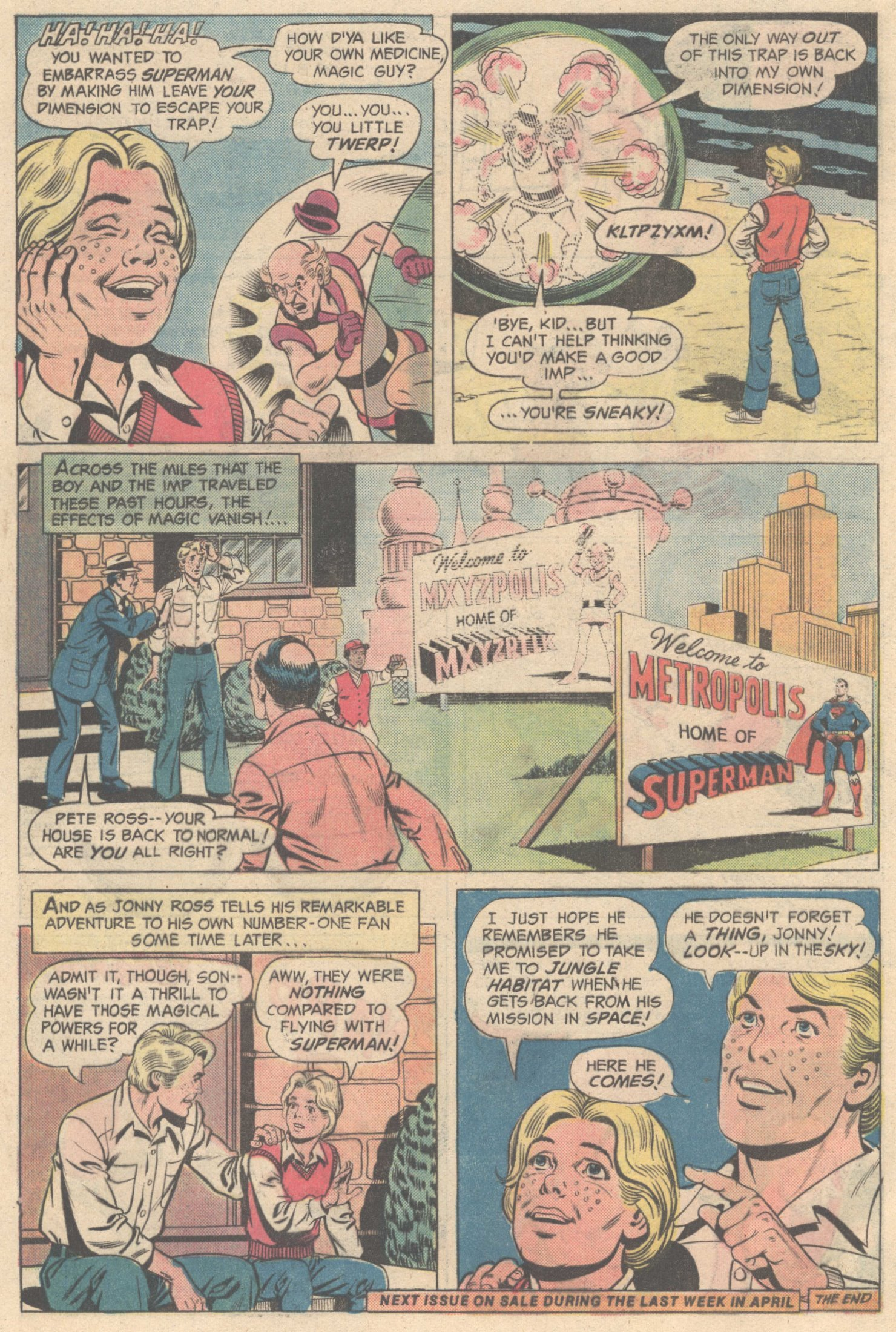 Read online Action Comics (1938) comic -  Issue #460 - 32