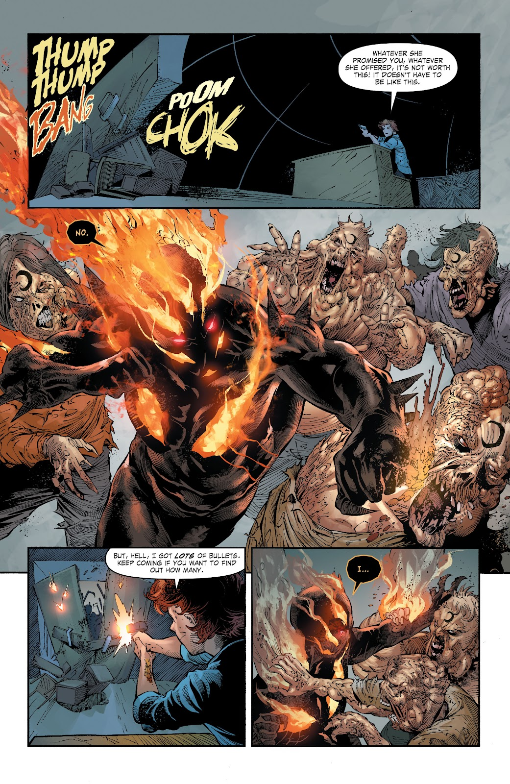 Read online The Curse of Brimstone: Ashes comic -  Issue # TPB (Part 1) - 60