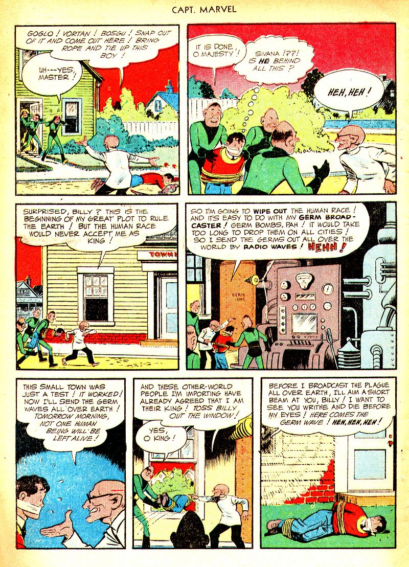 Captain Marvel Adventures issue 88 - Page 42