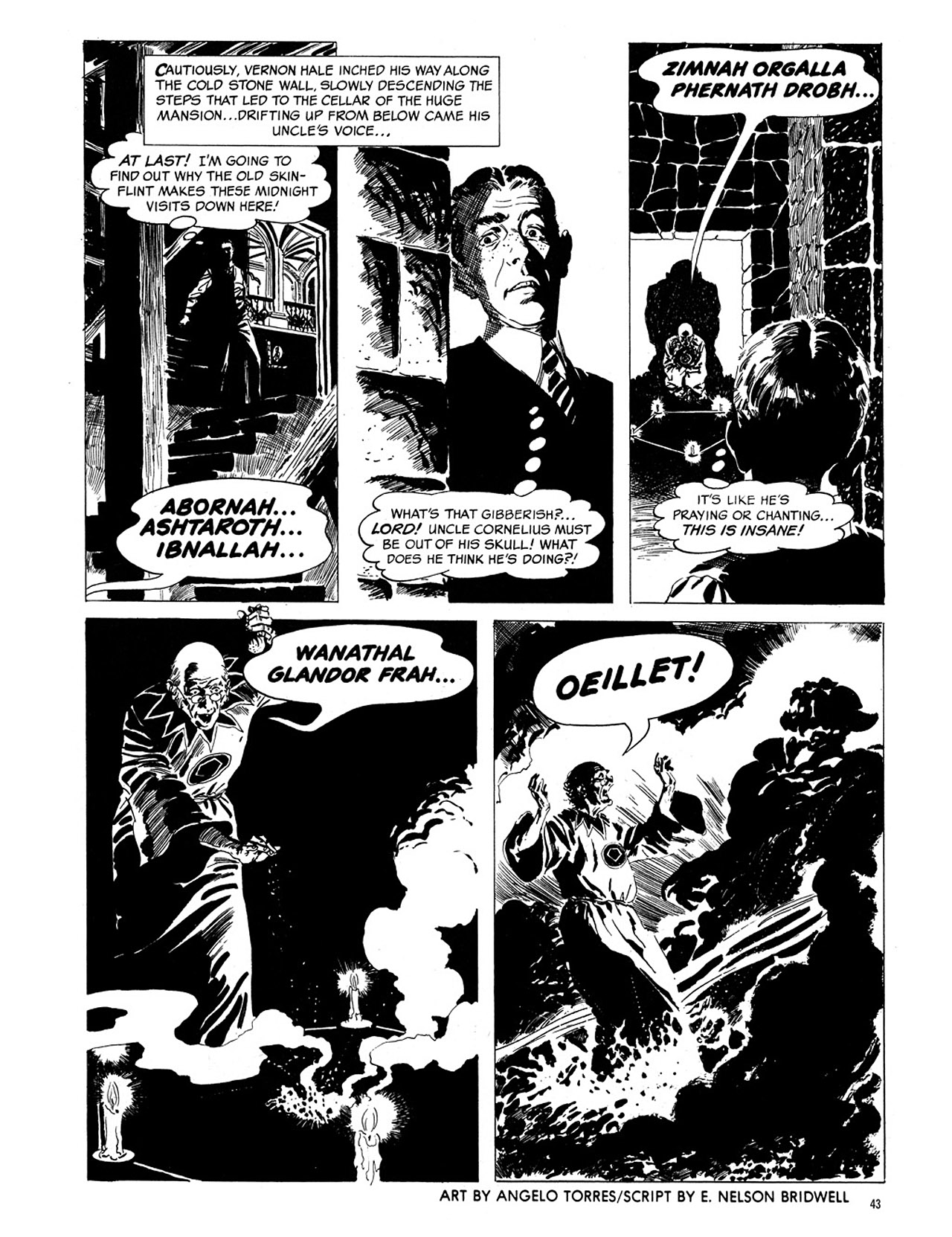 Read online Eerie Archives comic -  Issue # TPB 1 - 44