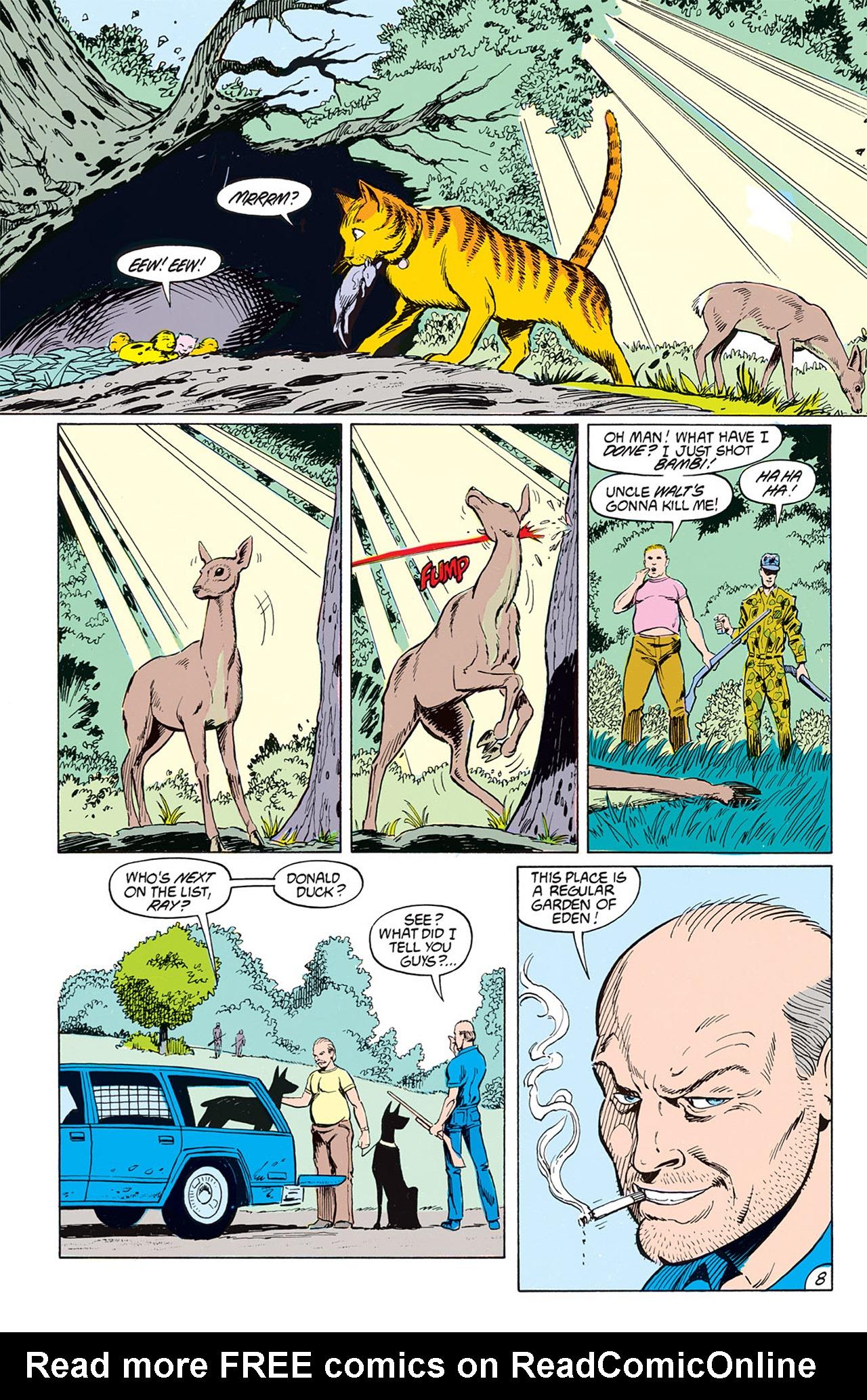 Read online Animal Man (1988) comic -  Issue #2 - 10