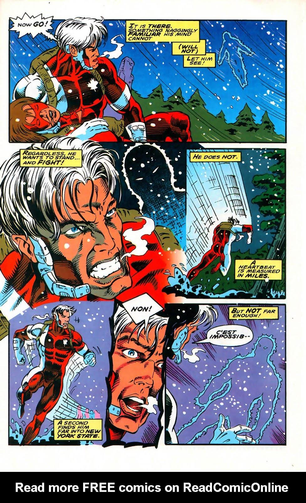 Alpha Flight (1983) issue 128 - Page 17