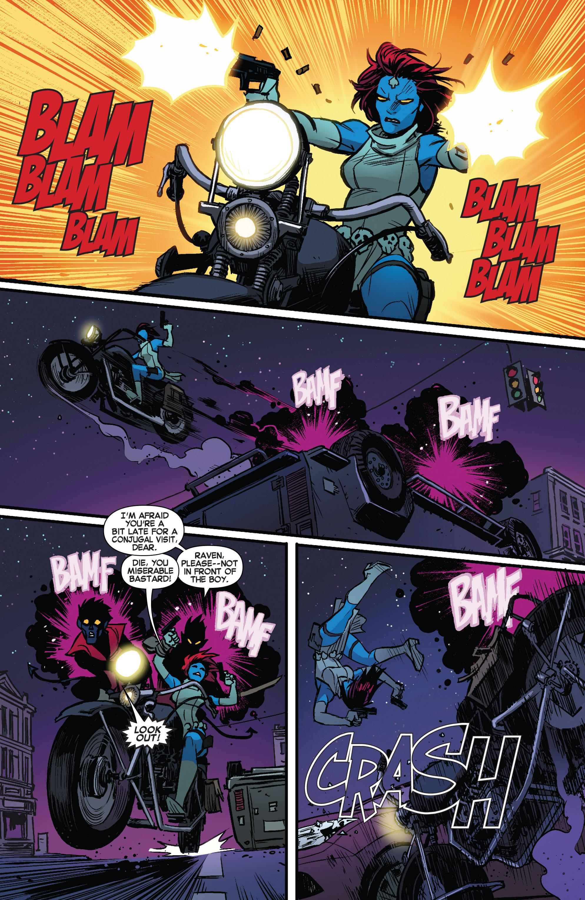 Read online Amazing X-Men (2014) comic -  Issue #6 - 17