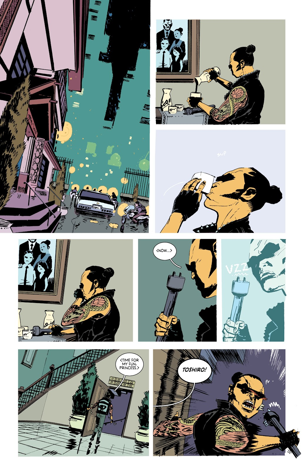 Read online Deadly Class comic -  Issue #37 - 6