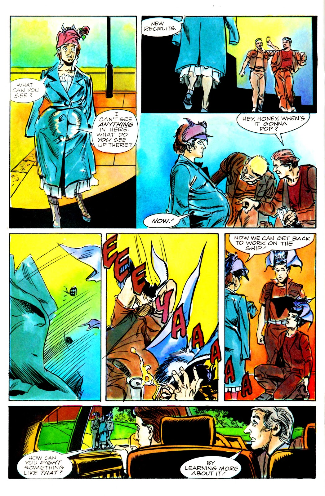 Fright Night issue 3 - Page 21