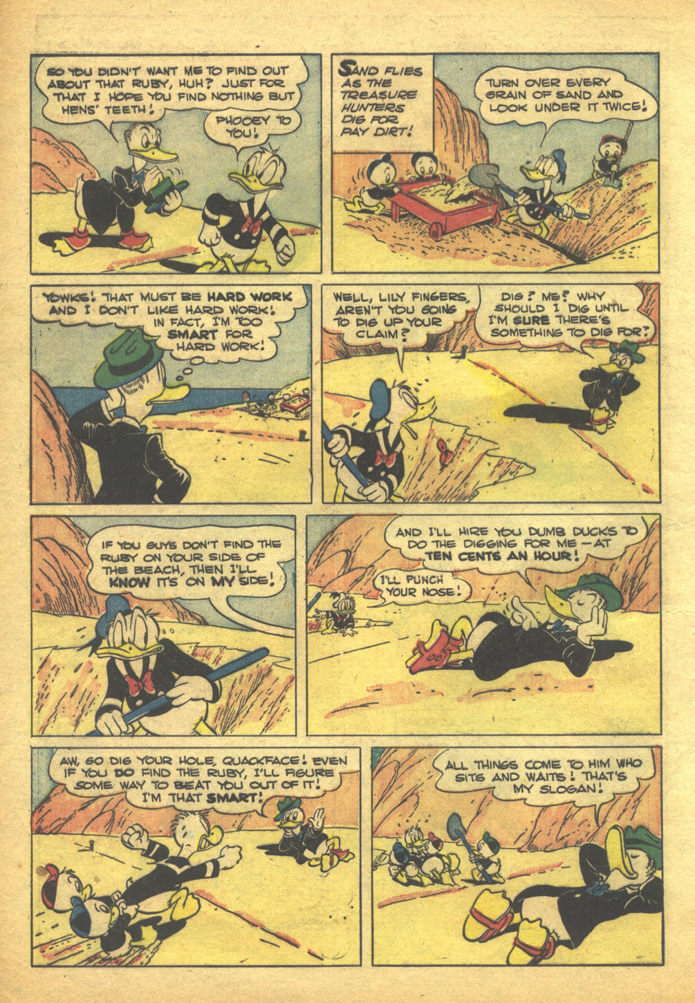 Walt Disney's Comics and Stories issue 103 - Page 6