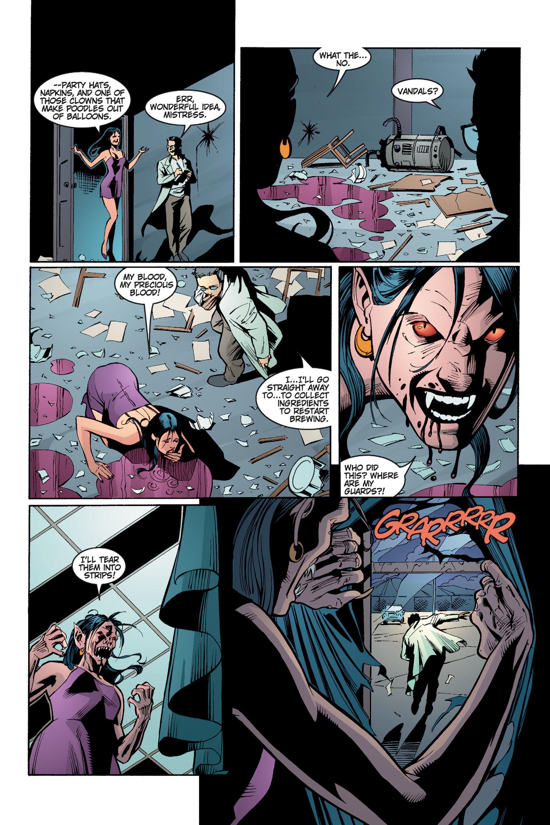 Read online Buffy the Vampire Slayer: Omnibus comic -  Issue # TPB 4 - 191