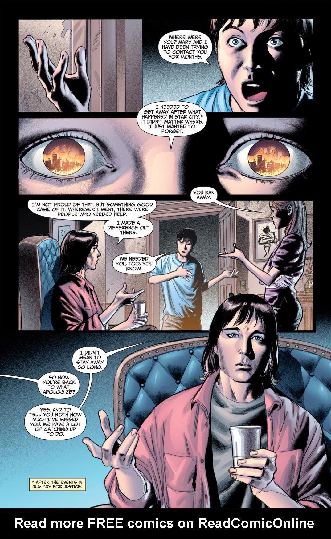 Read online Shazam! (2011) comic -  Issue #1 - 3