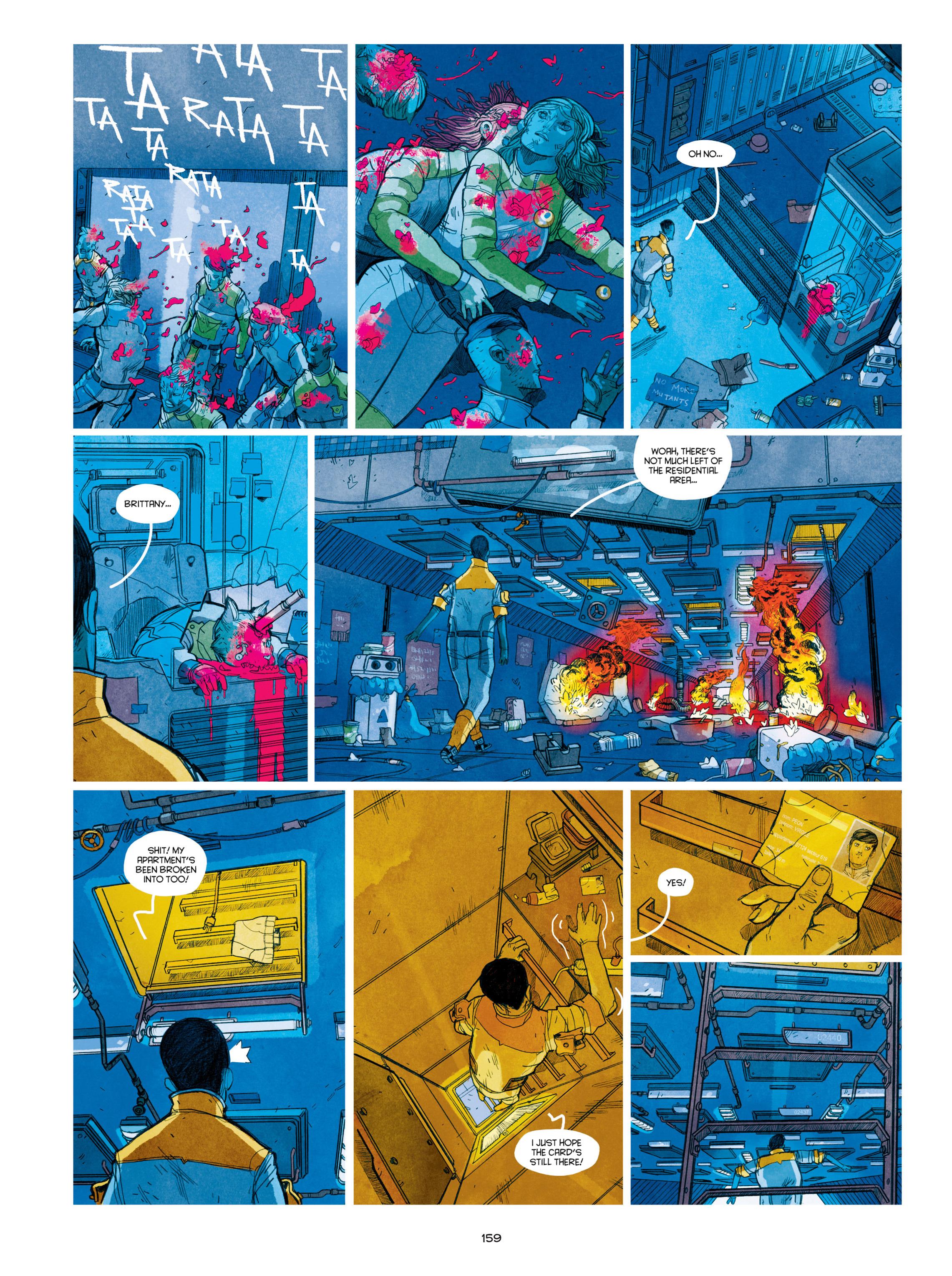 Read online Shangri-La comic -  Issue # Full - 160
