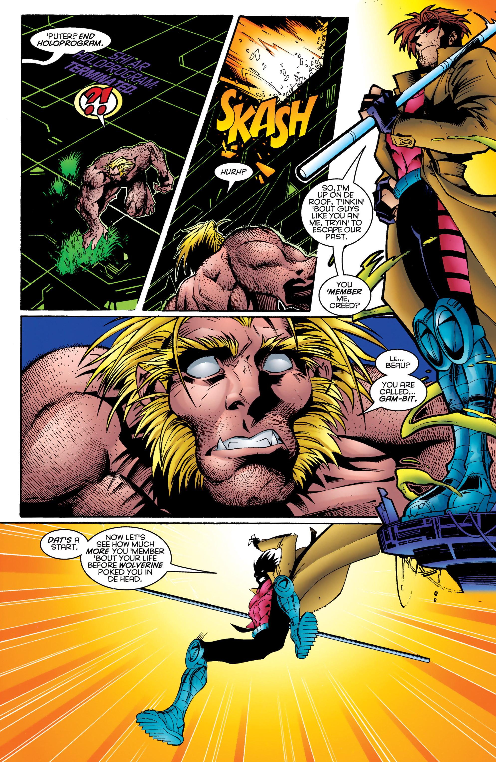 Read online Uncanny X-Men (1963) comic -  Issue #326 - 11