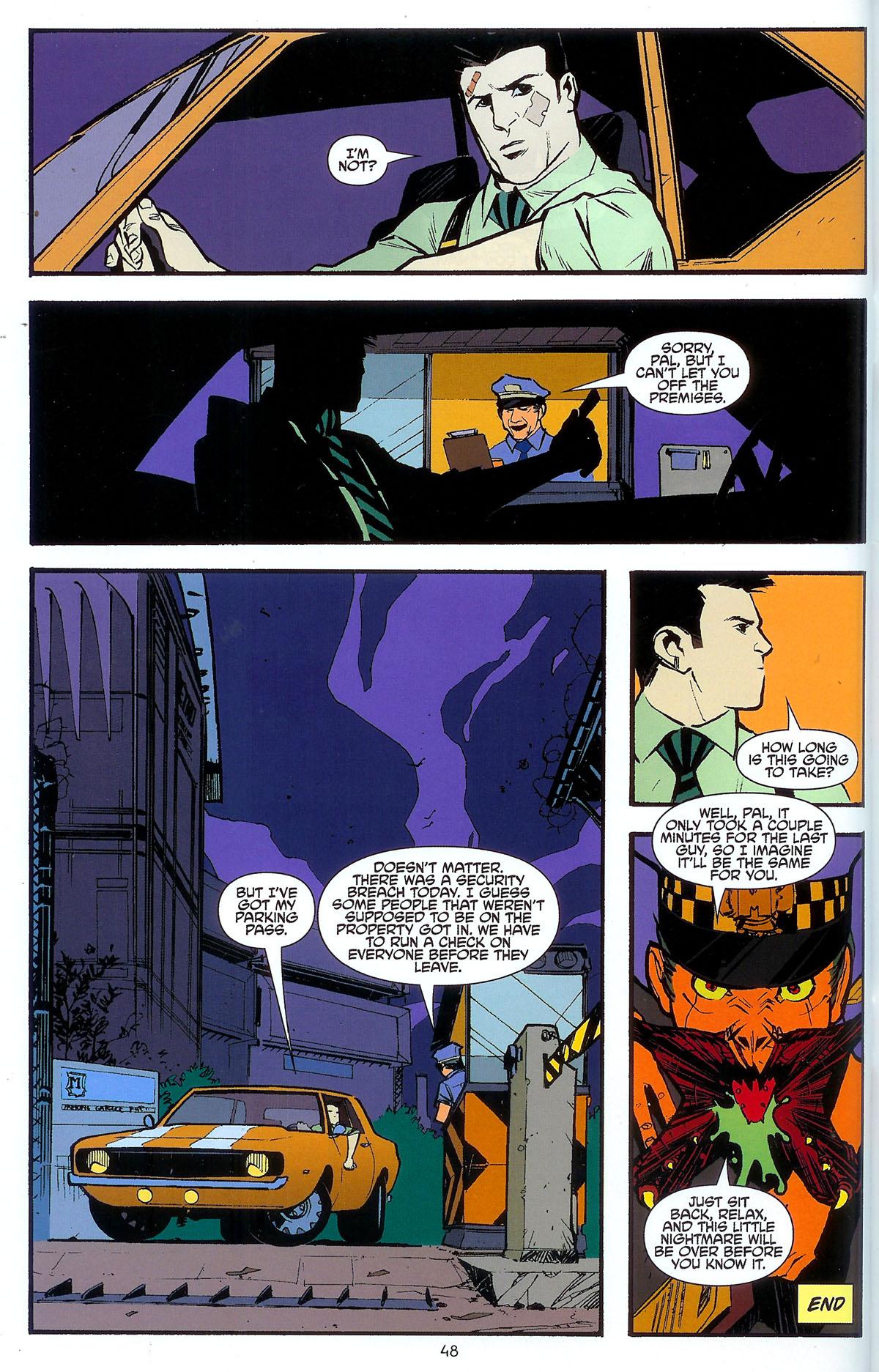 Read online Angel: Masks comic -  Issue # Full - 50
