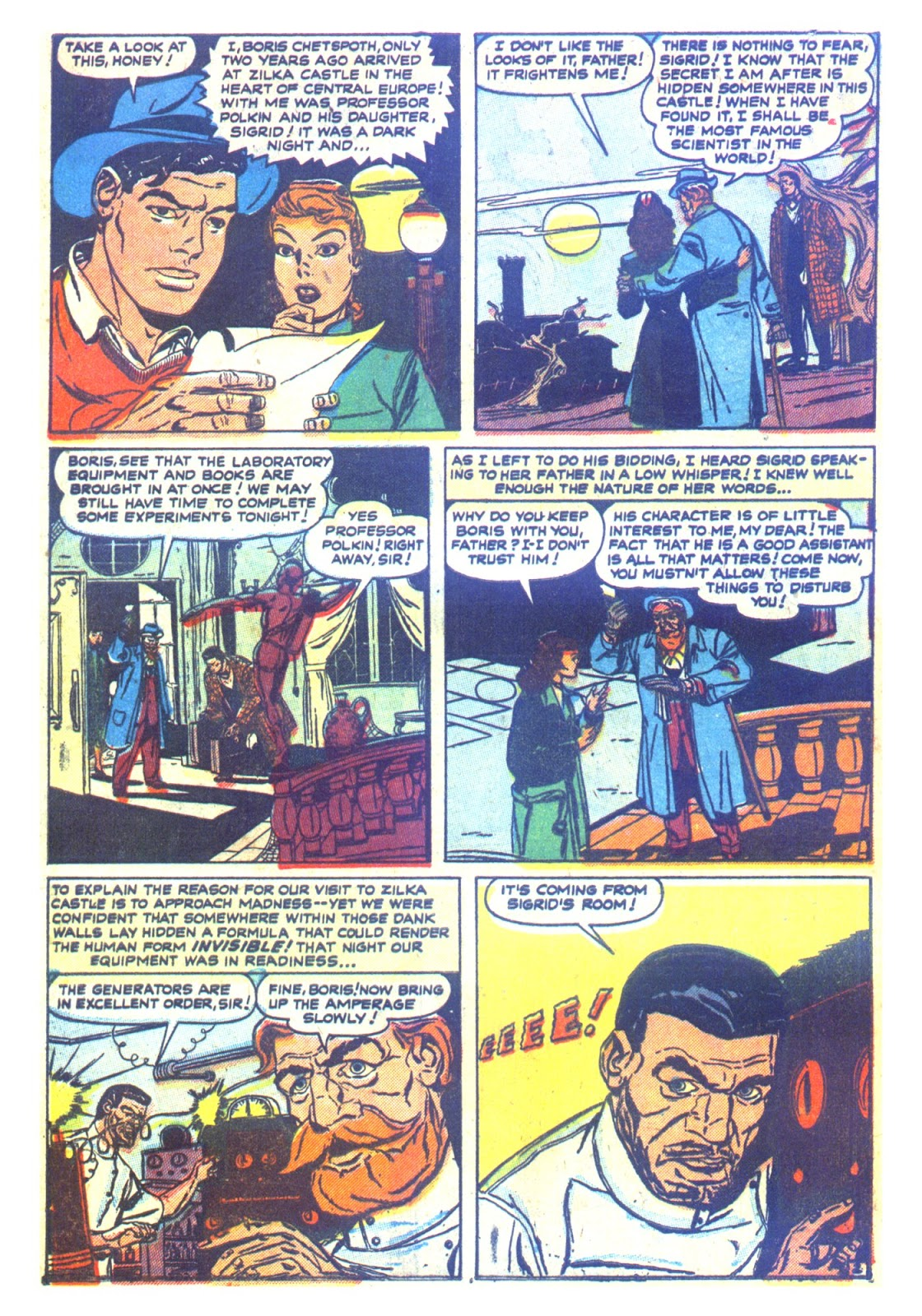 Journey Into Unknown Worlds (1950) issue 37 - Page 4