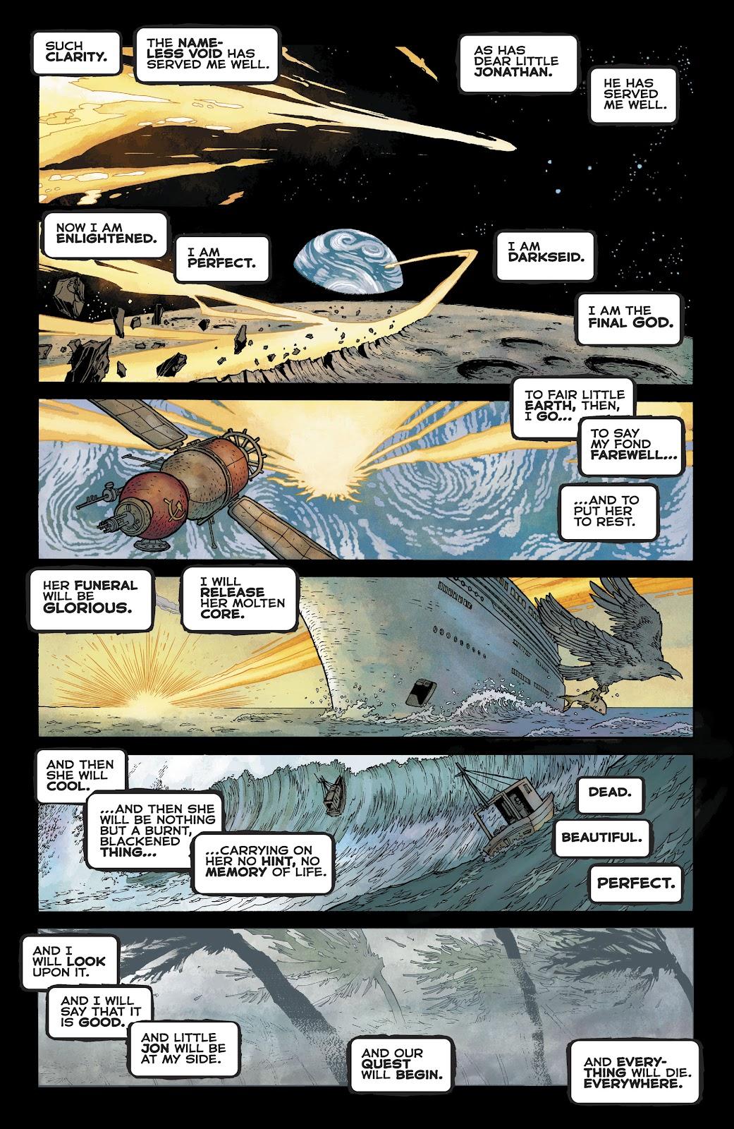 Dark Knight Returns: The Golden Child issue Full - Page 29