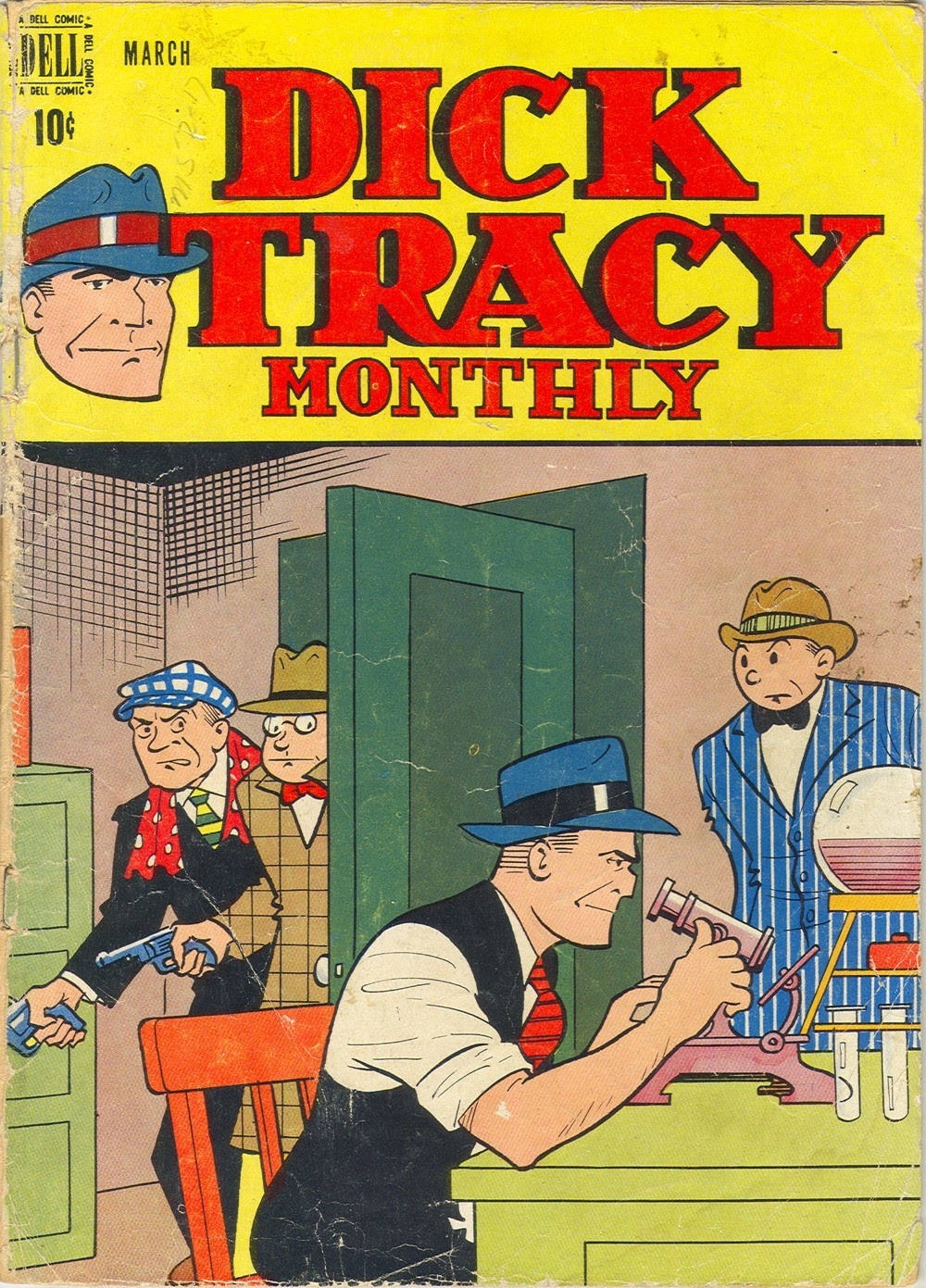 Dick Tracy Monthly issue 3 - Page 1