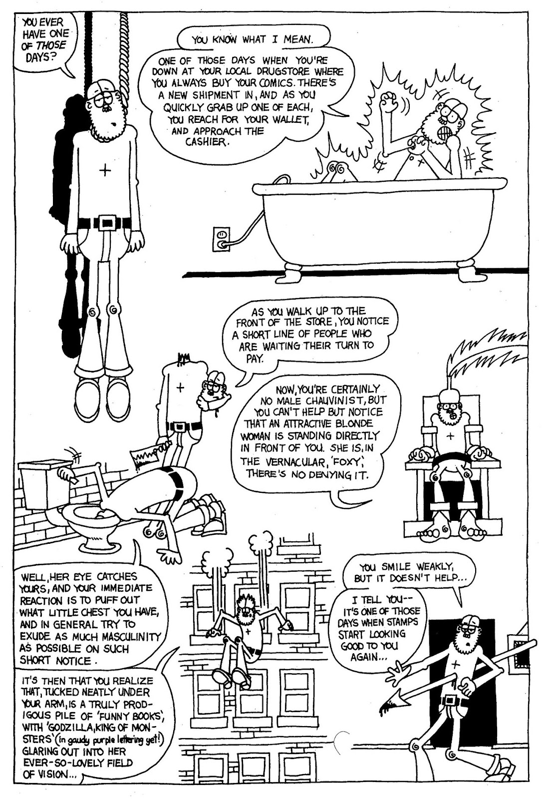Read online The Nearly Complete Essential Hembeck Archives Omnibus comic -  Issue # TPB (Part 1) - 44