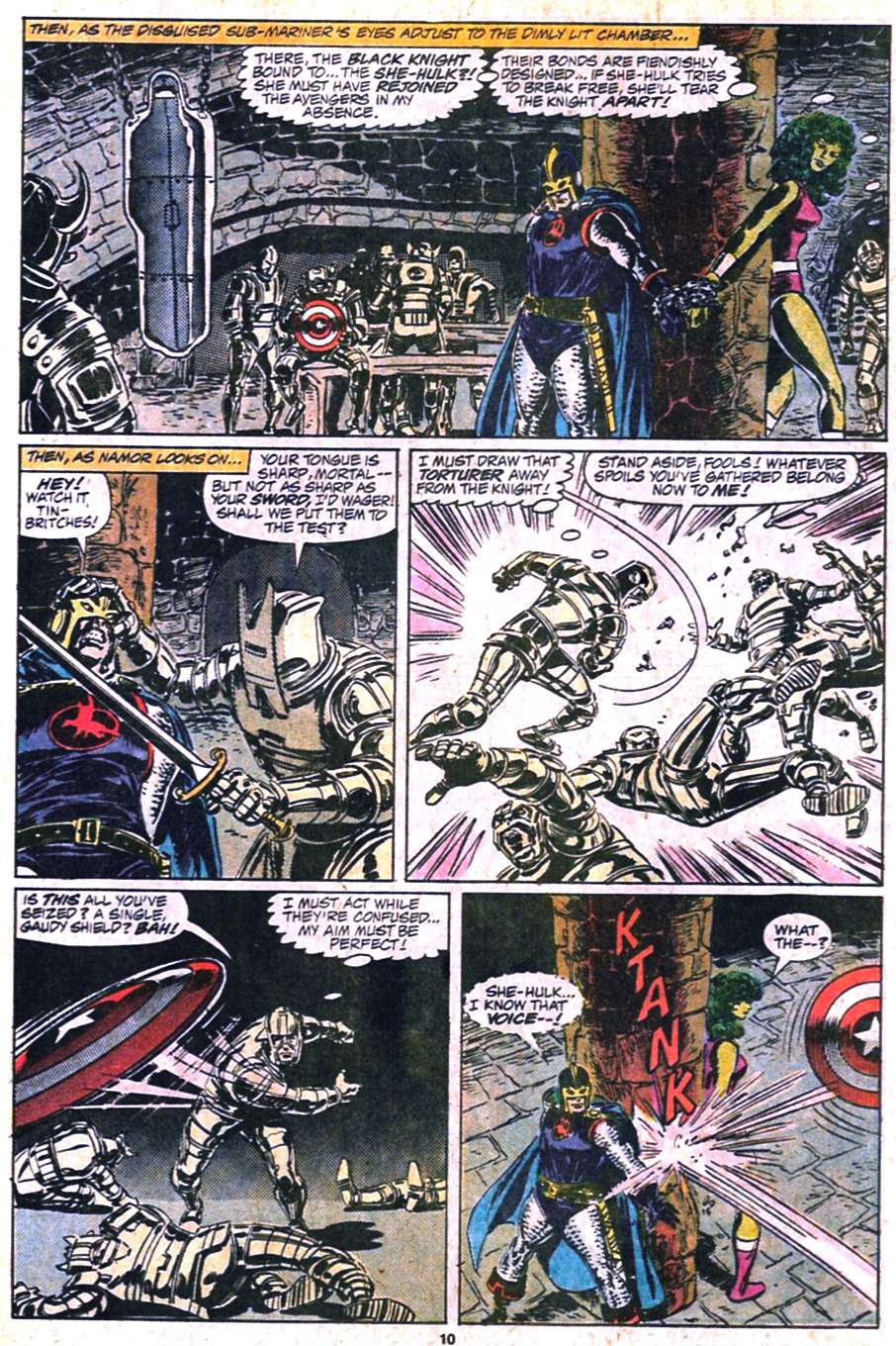 The Avengers (1963) 282 Page 10