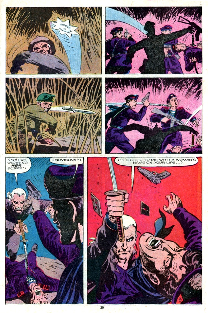 Read online Nth Man the Ultimate Ninja comic -  Issue #4 - 22