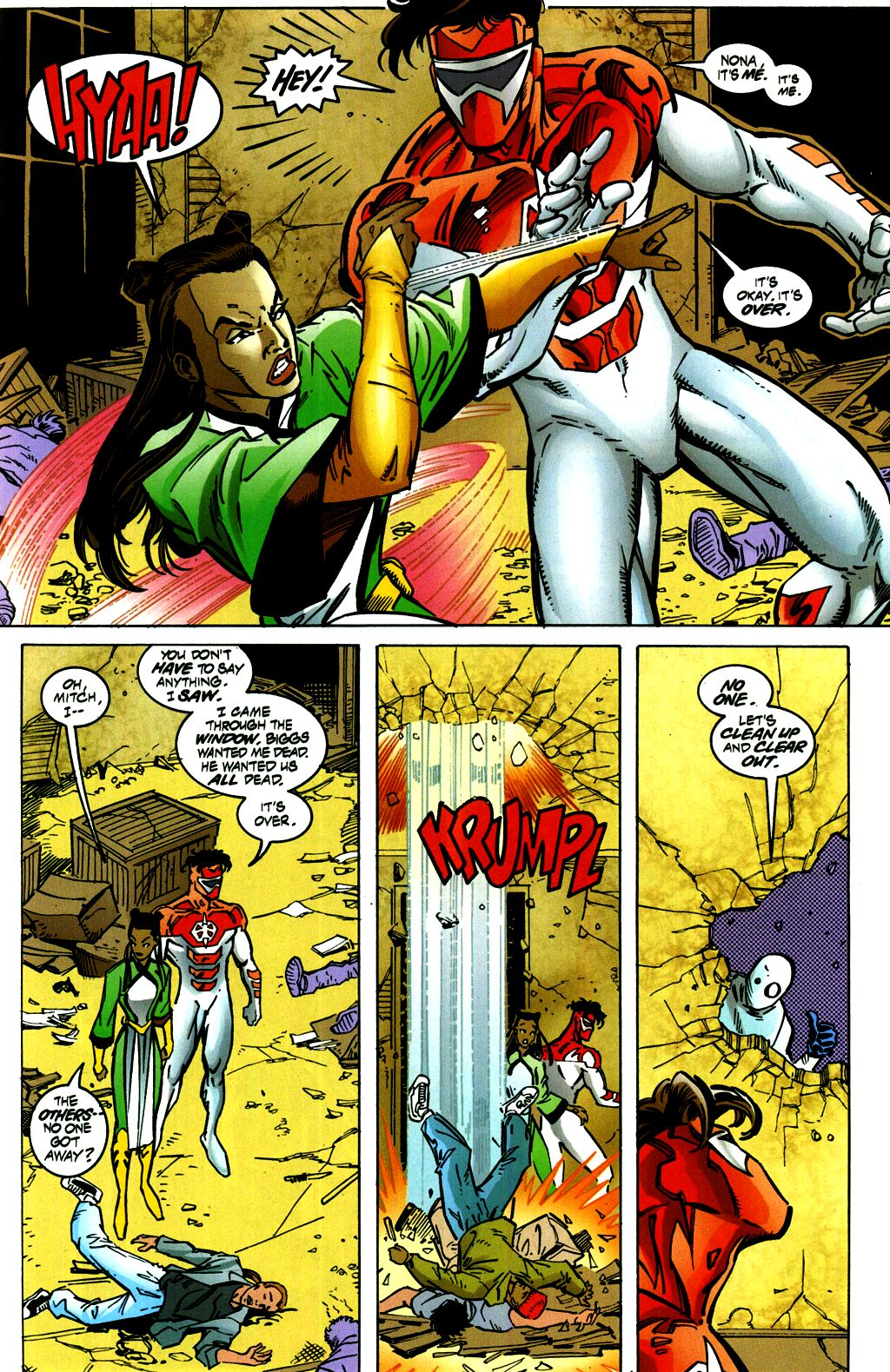 Read online Supermen of America comic -  Issue # Full - 47