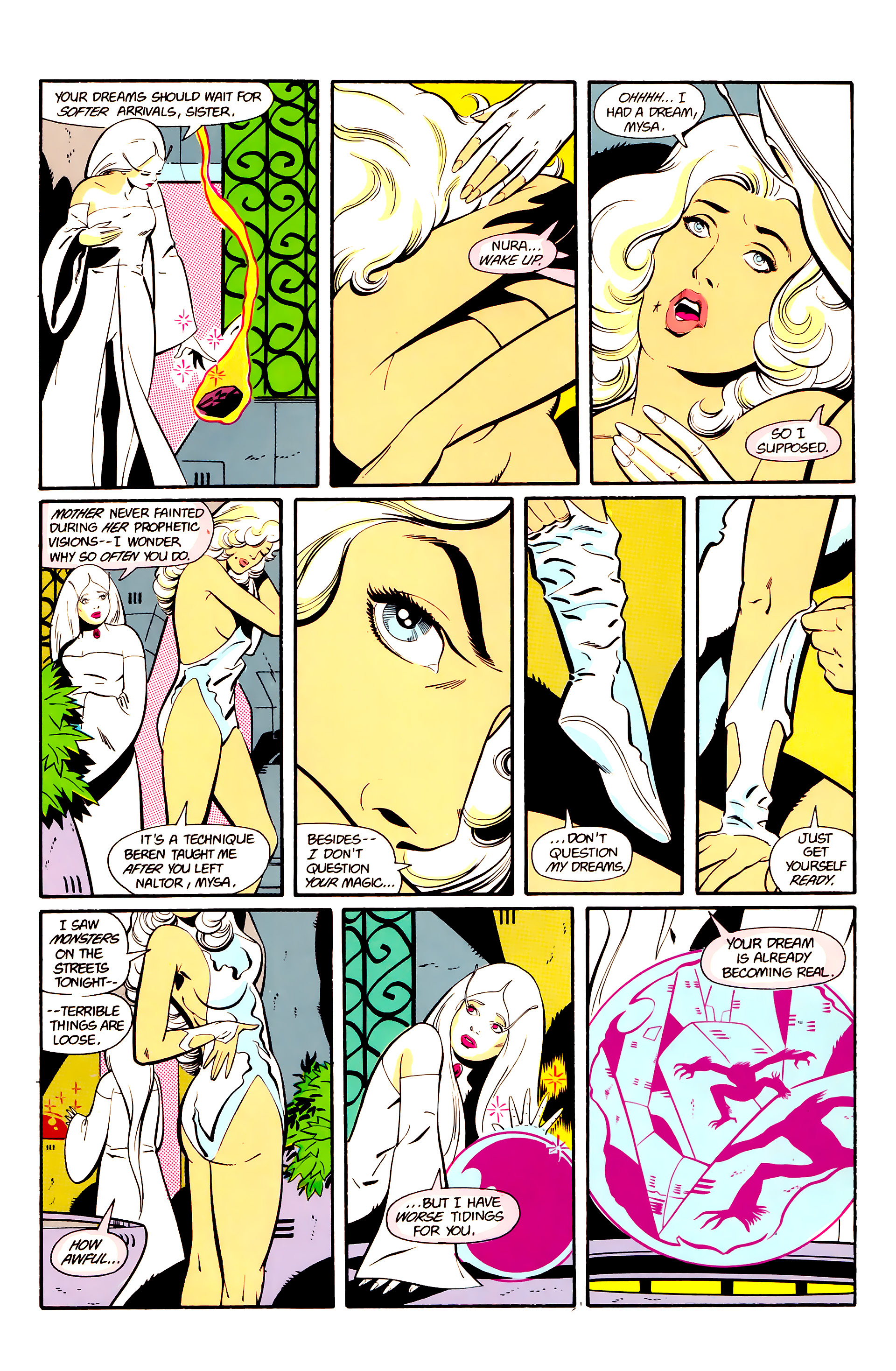 Legion of Super-Heroes (1984) 20 Page 25