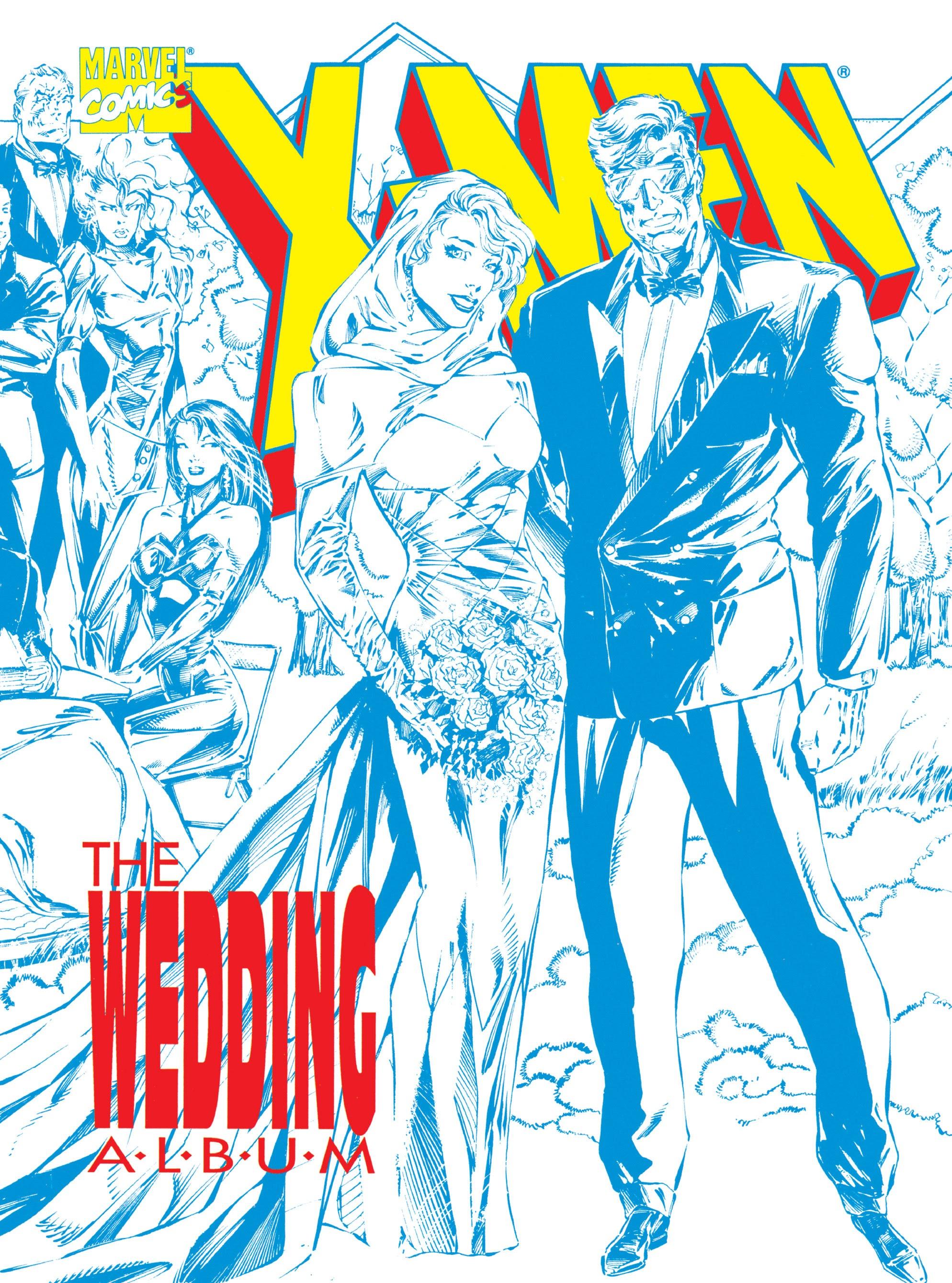 X-Men: The Wedding Album Full Page 1