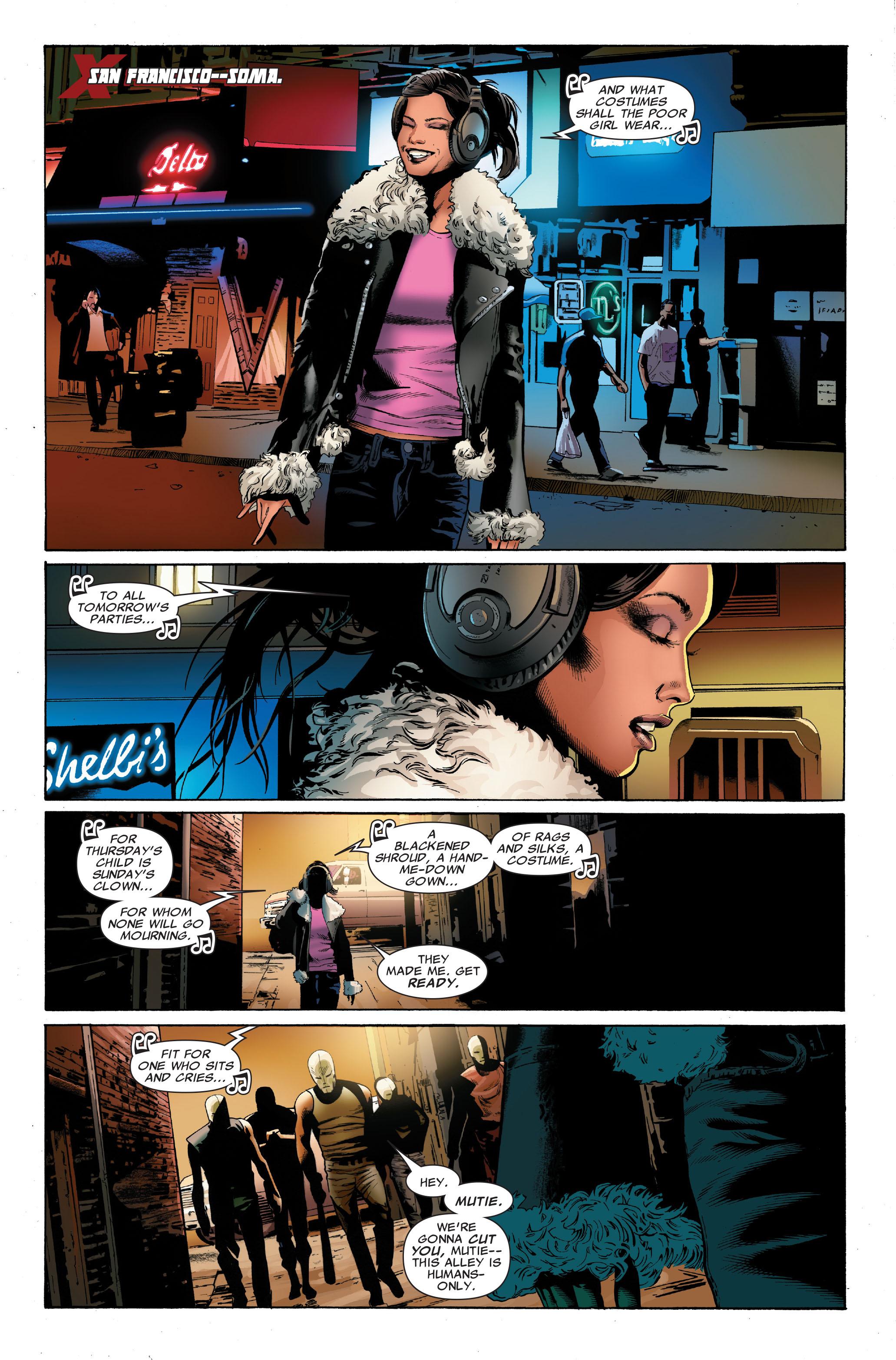 Read online Uncanny X-Men (1963) comic -  Issue #501 - 20