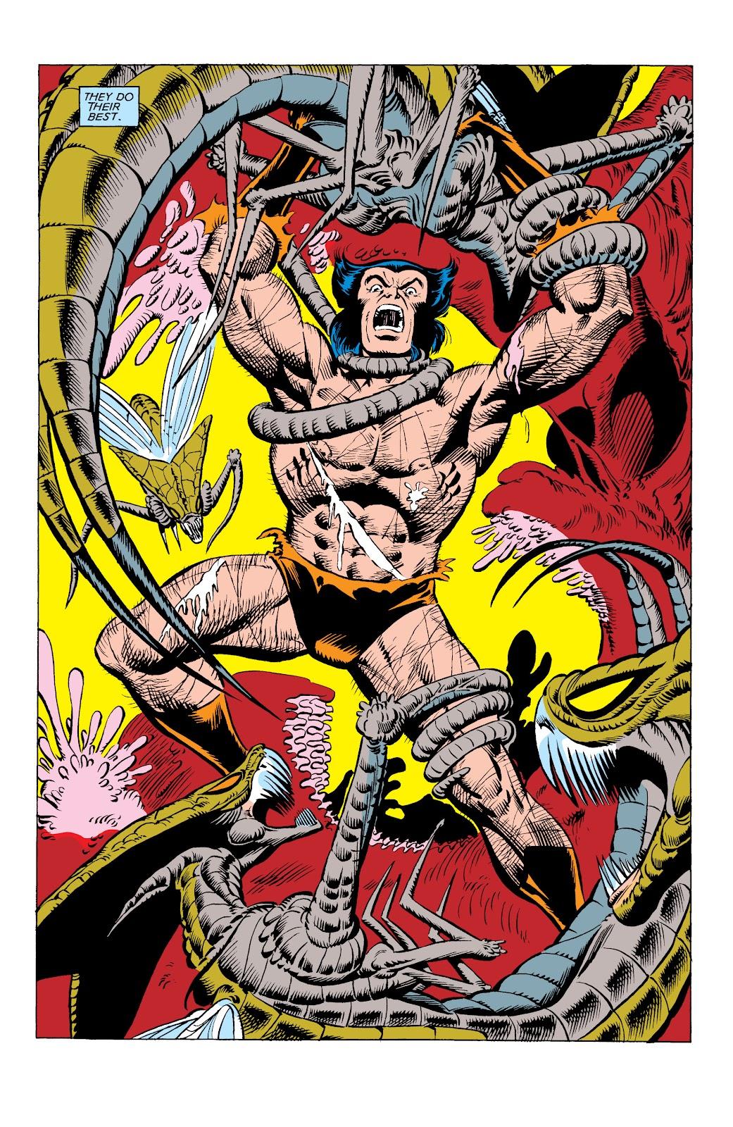 Uncanny X-Men (1963) issue 162 - Page 20