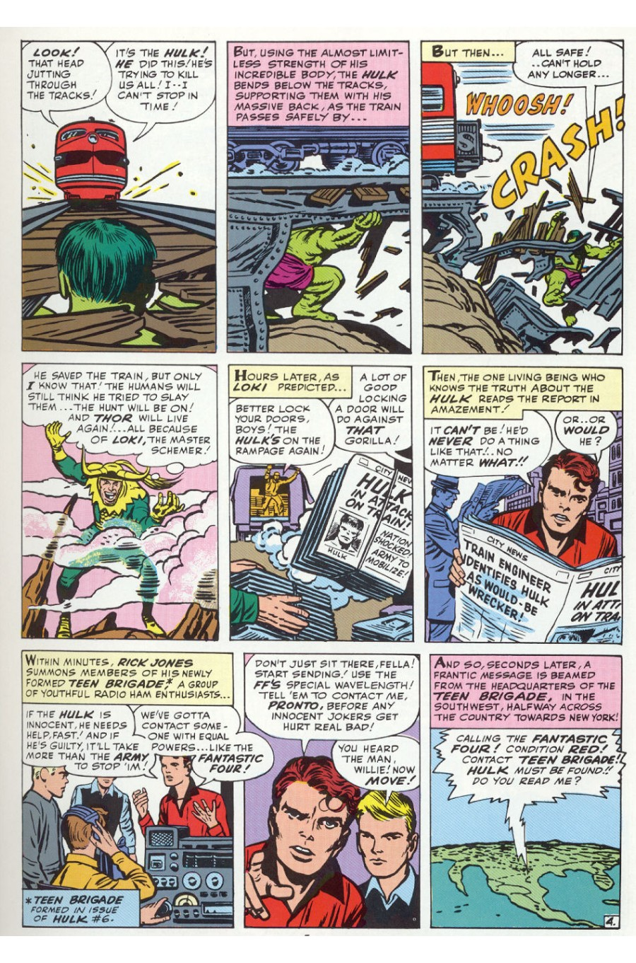 The Avengers (1963) 1 Page 4
