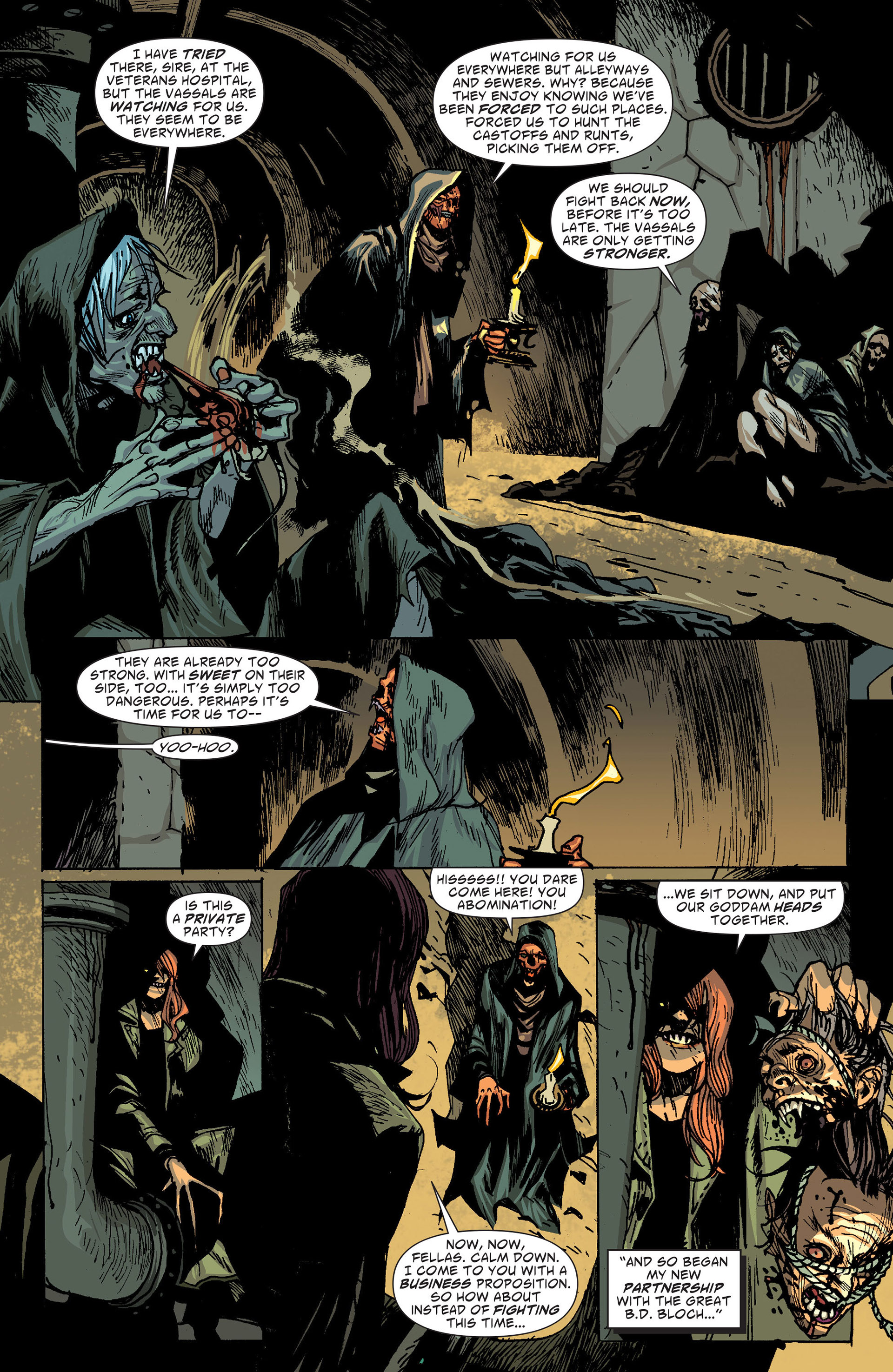 Read online American Vampire comic -  Issue #32 - 9