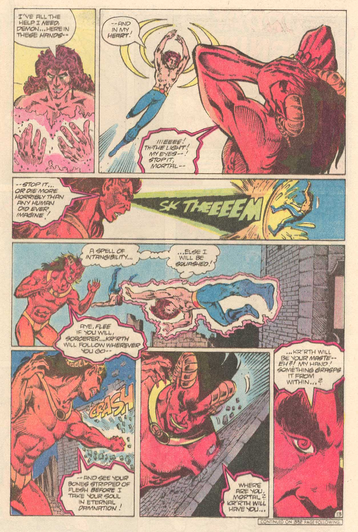 Read online Arion, Lord of Atlantis comic -  Issue #27 - 14