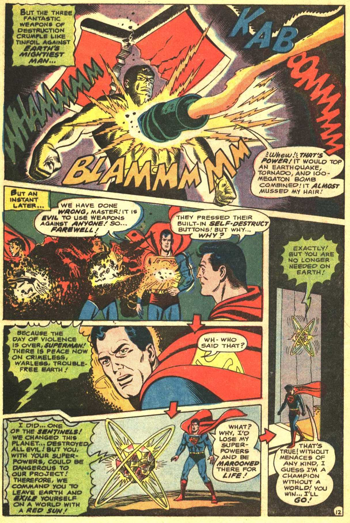 Read online Action Comics (1938) comic -  Issue #368 - 13