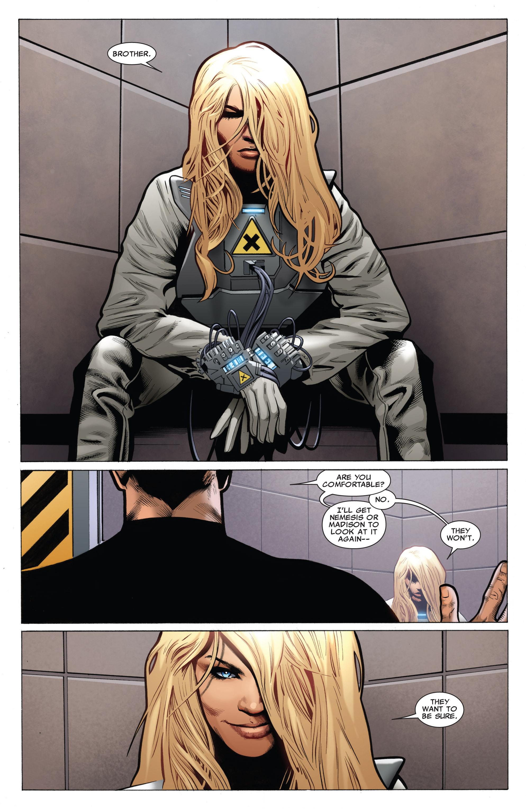 Read online Uncanny X-Men (1963) comic -  Issue #540 - 14