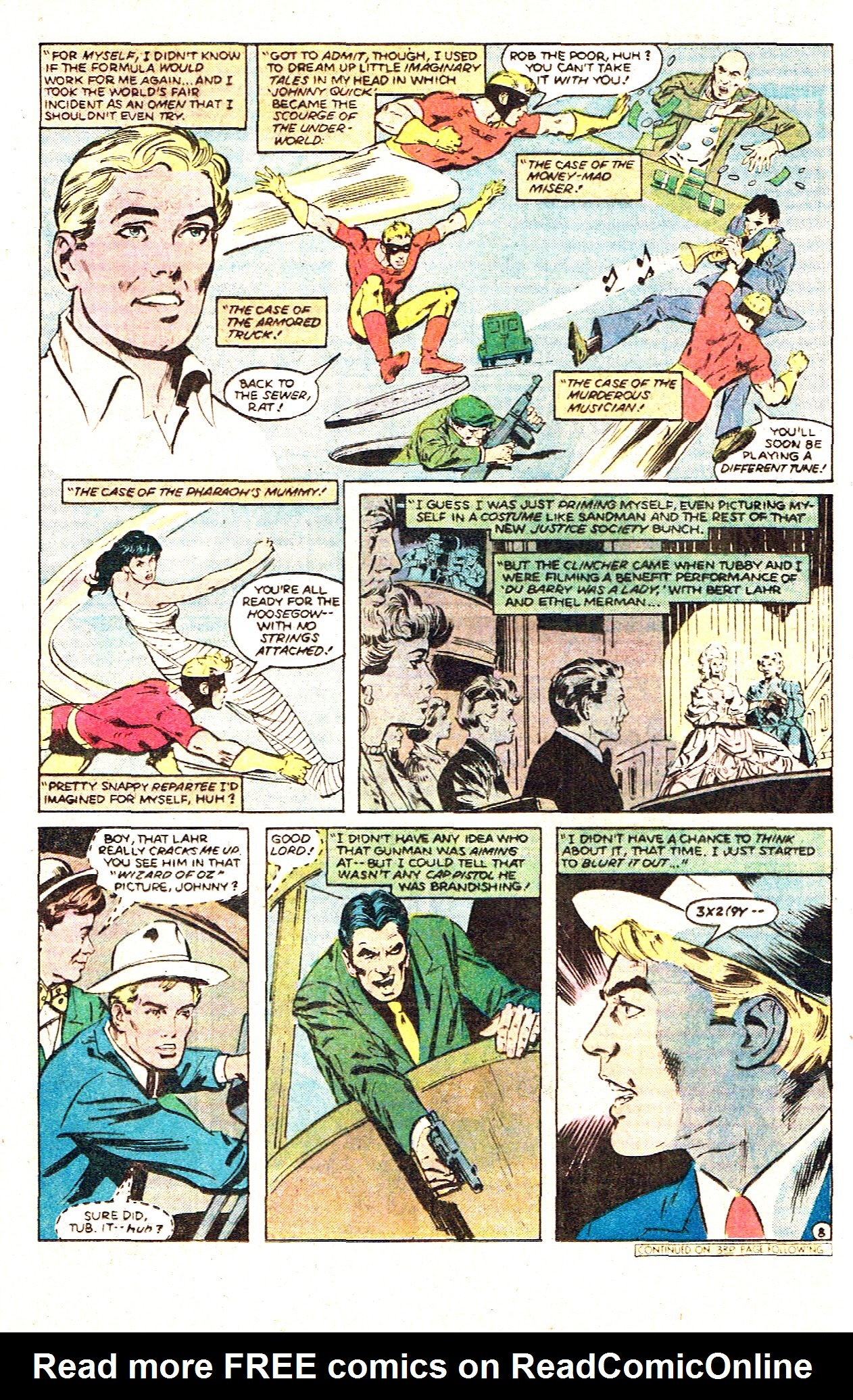 Read online All-Star Squadron comic -  Issue #65 - 12