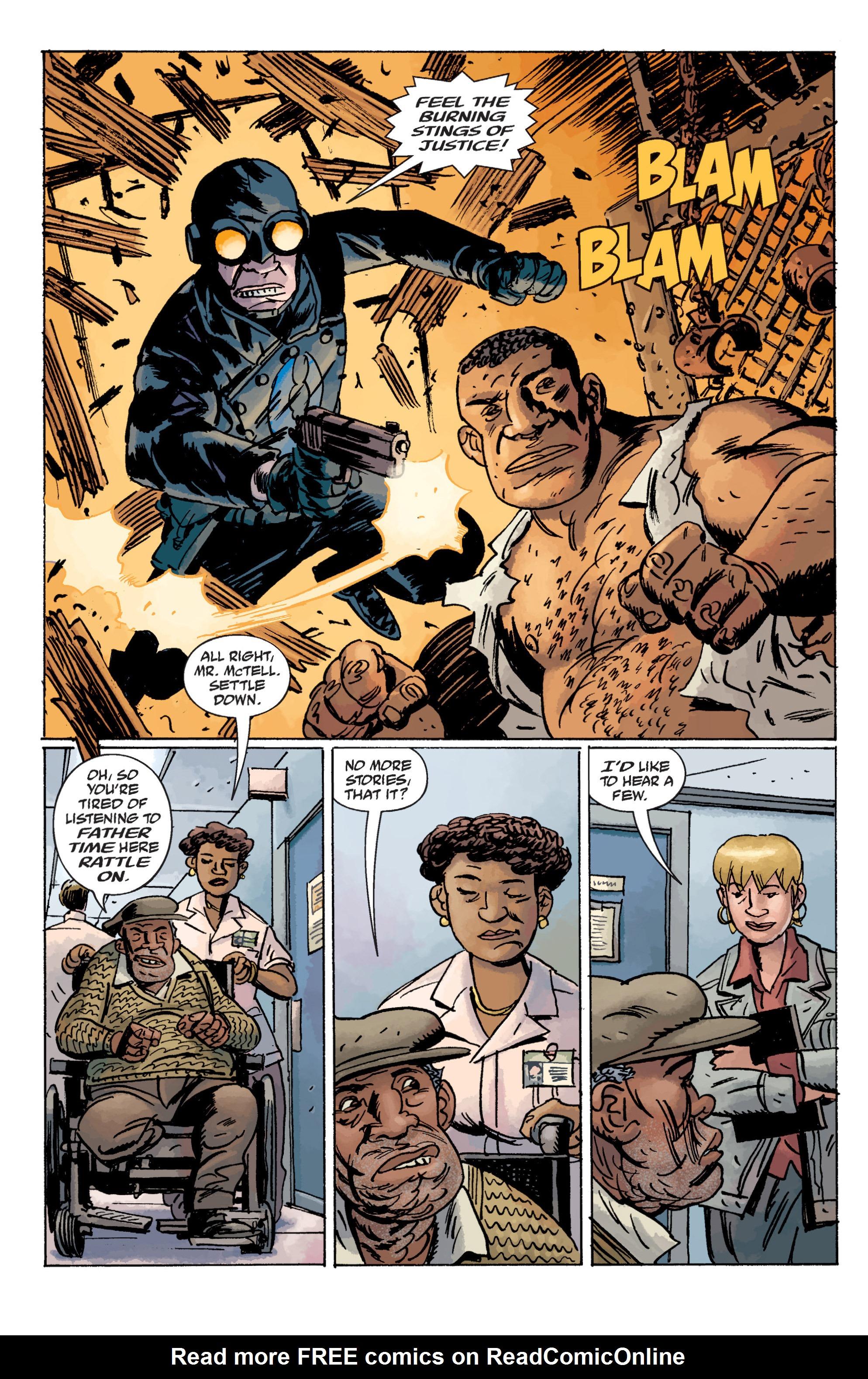 Read online B.P.R.D. (2003) comic -  Issue # TPB 11 - 12