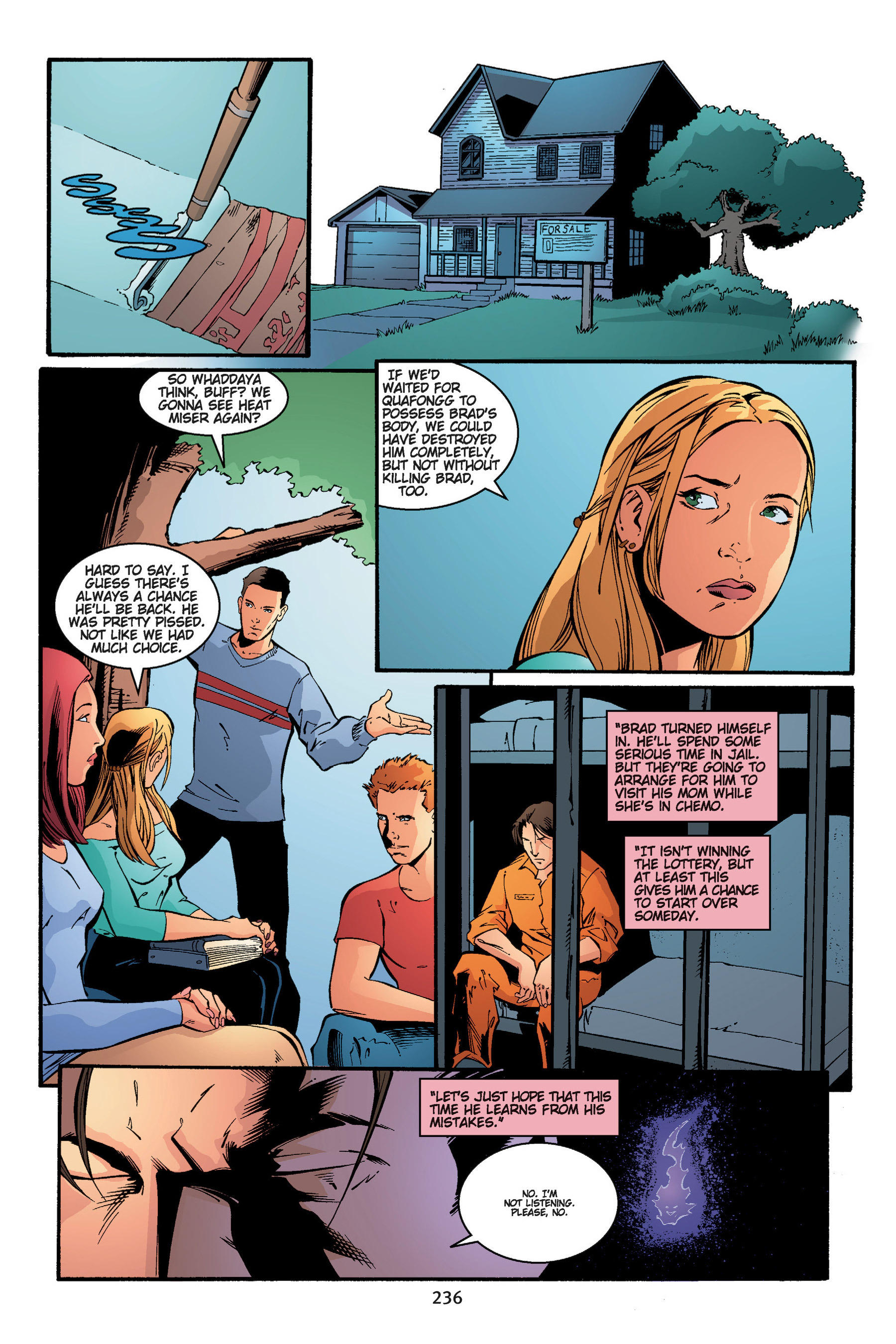 Read online Buffy the Vampire Slayer: Omnibus comic -  Issue # TPB 3 - 228