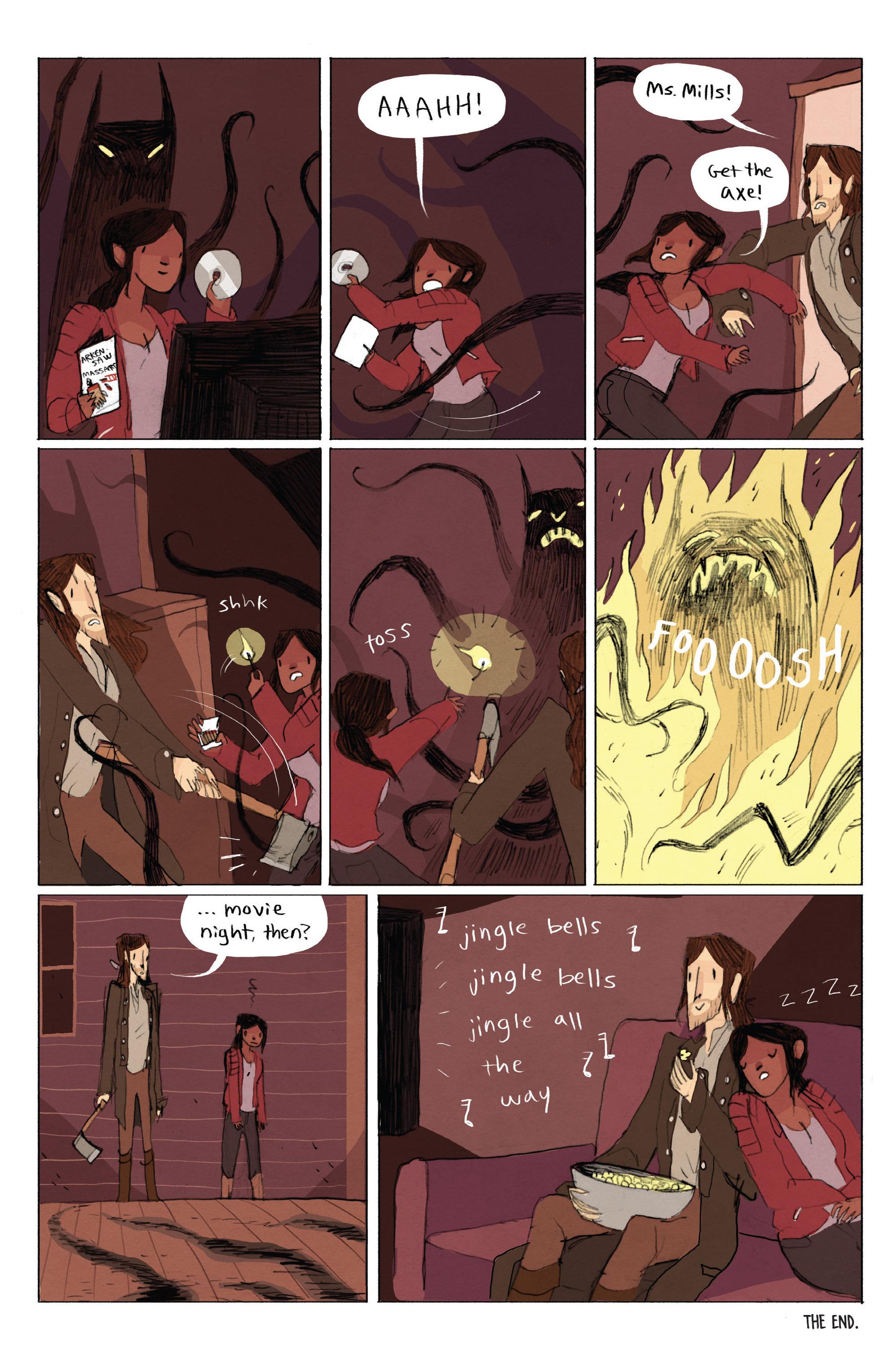 Read online Sleepy Hollow (2014) comic -  Issue #1 - 24